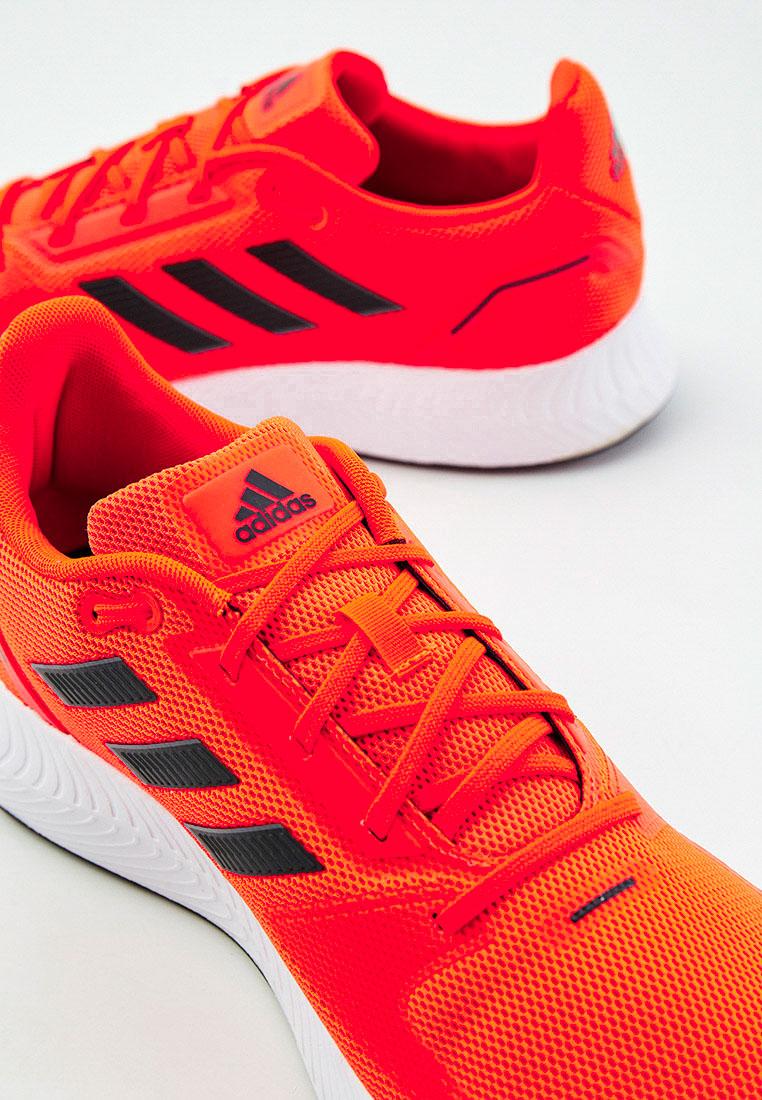 Мужские кроссовки Adidas (Адидас) H04537: изображение 4