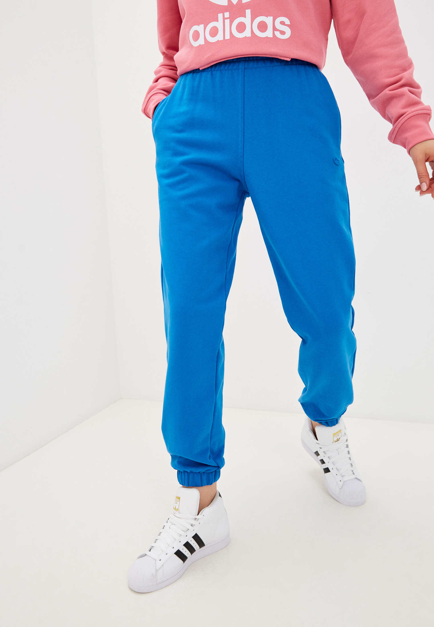 Женские брюки Adidas Originals (Адидас Ориджиналс) H09164