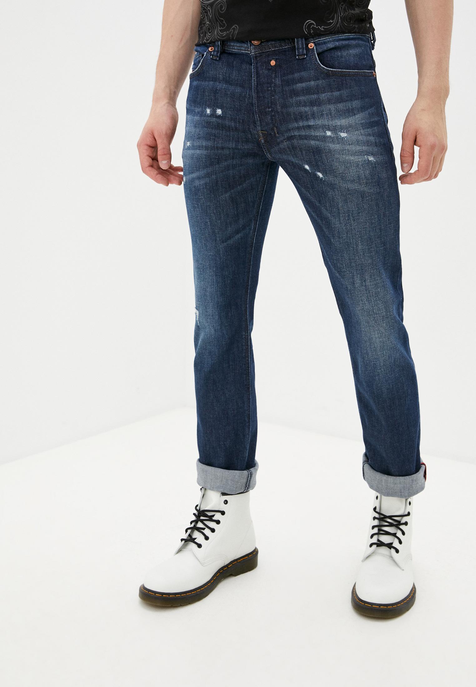 Мужские прямые джинсы Diesel (Дизель) 00C03FC87AN