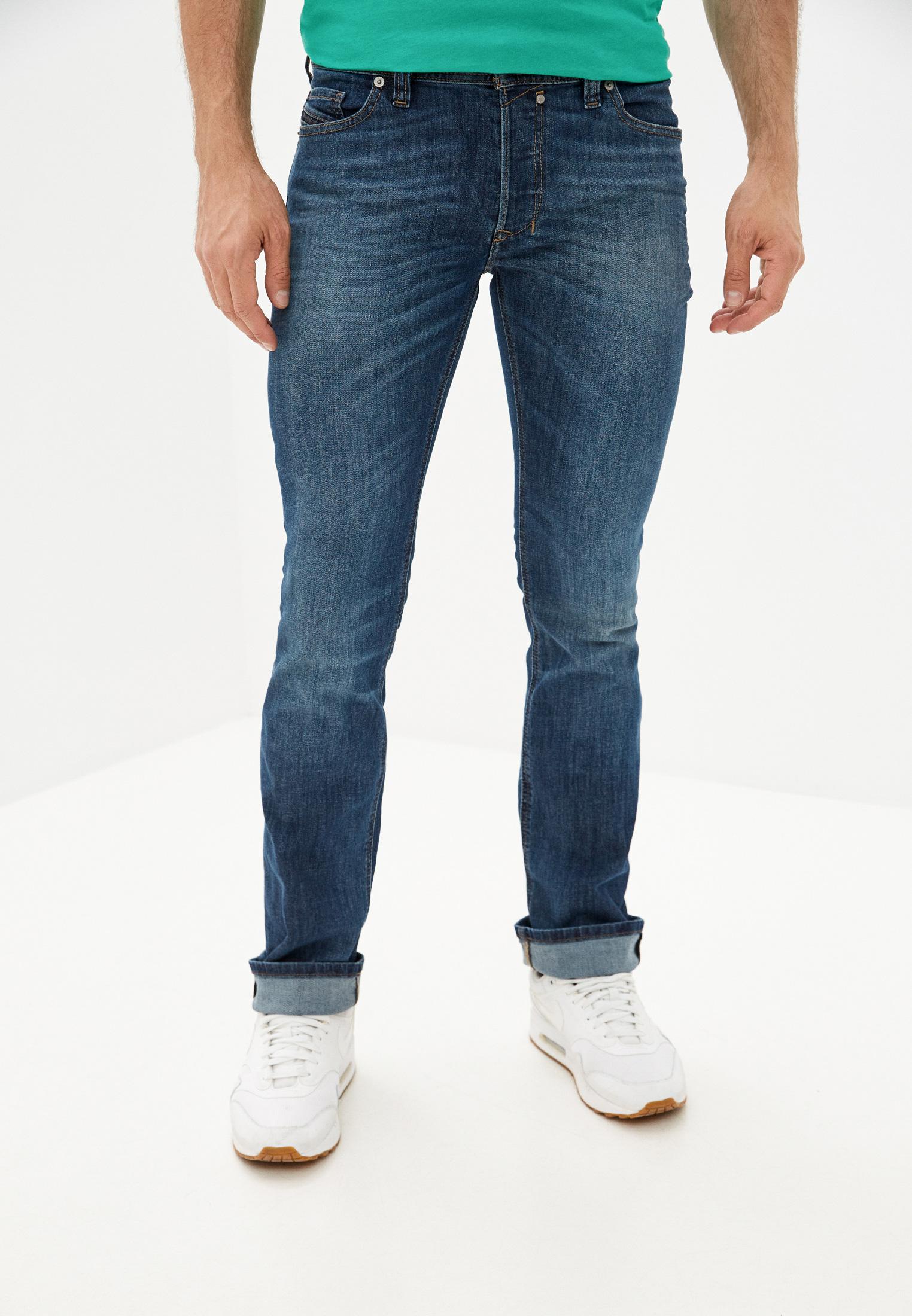 Мужские зауженные джинсы Diesel (Дизель) 00C03GC89AR