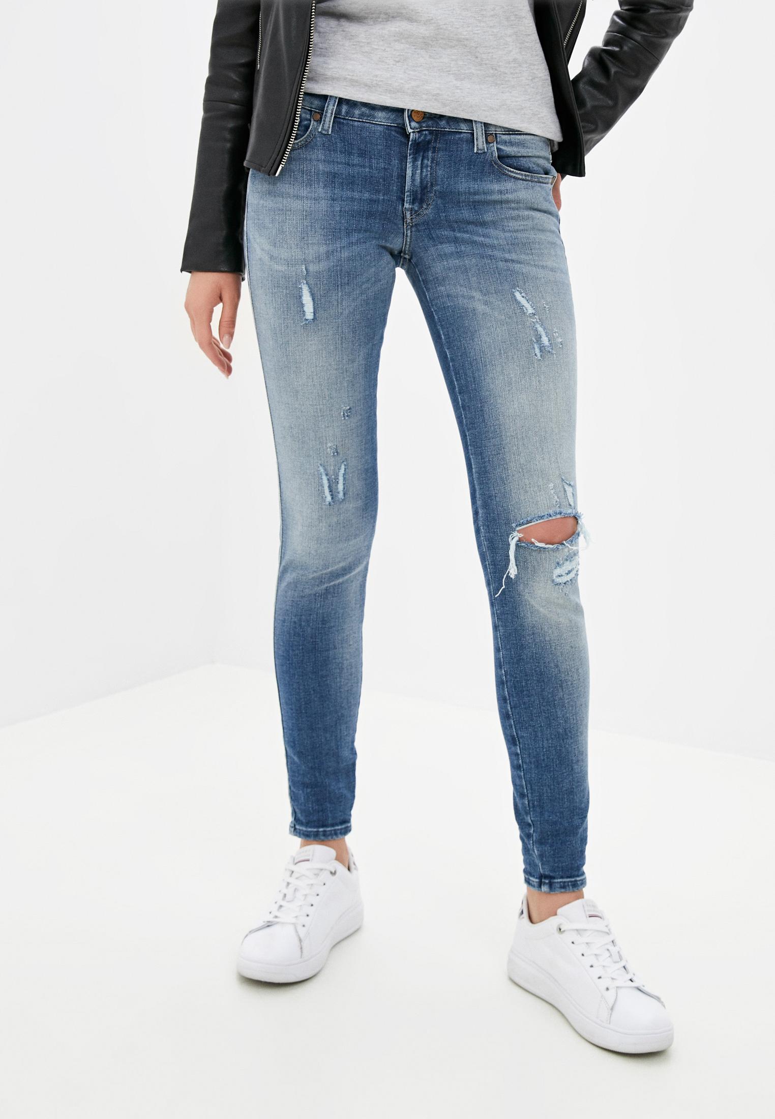 Зауженные джинсы Diesel (Дизель) 00S0DW084GL