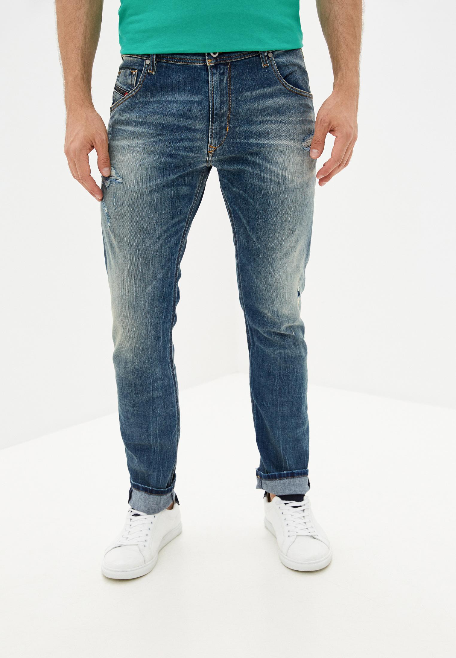 Мужские прямые джинсы Diesel (Дизель) 00S5A4R6ZD4