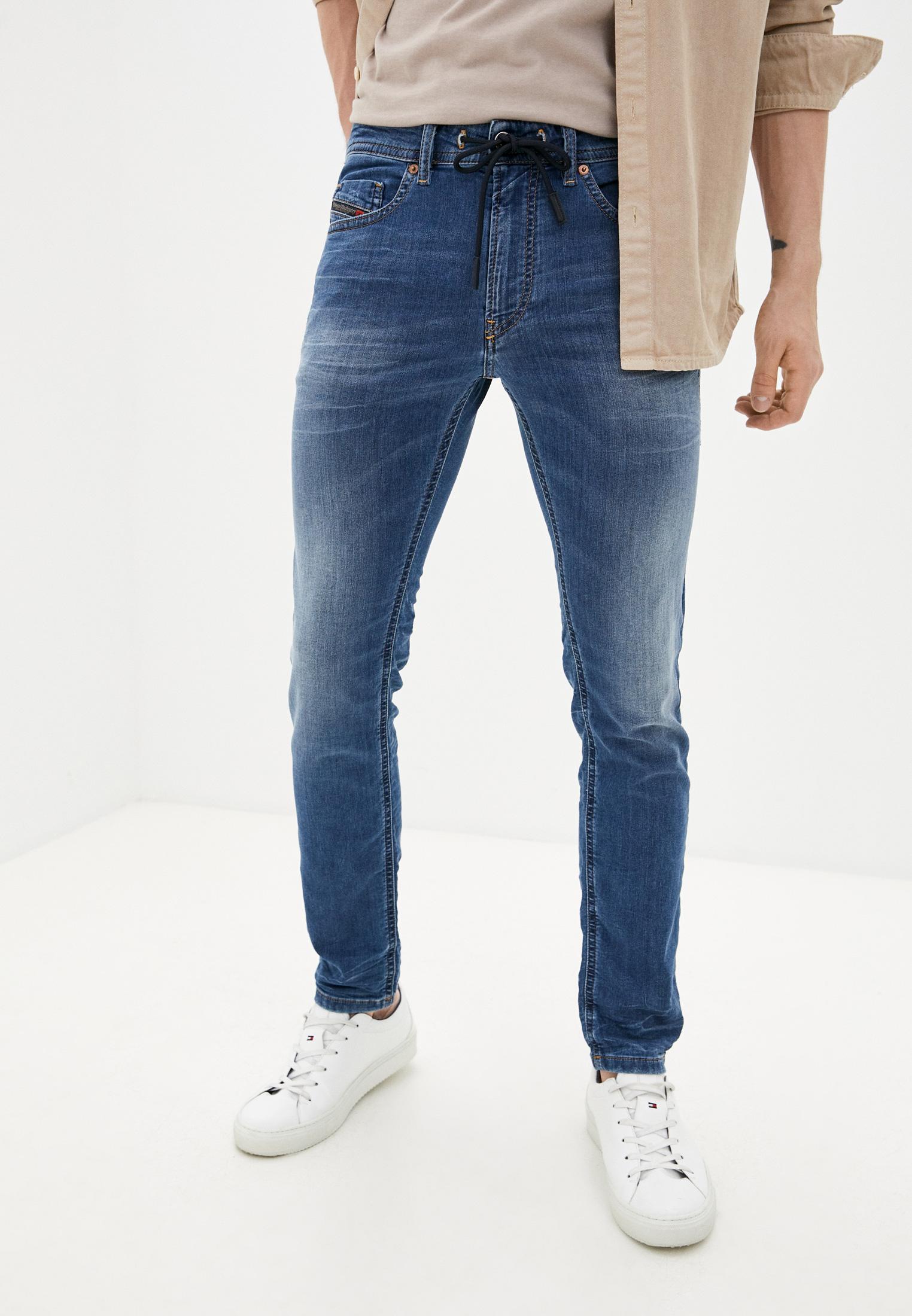 Зауженные джинсы Diesel (Дизель) 00S8MK069BB