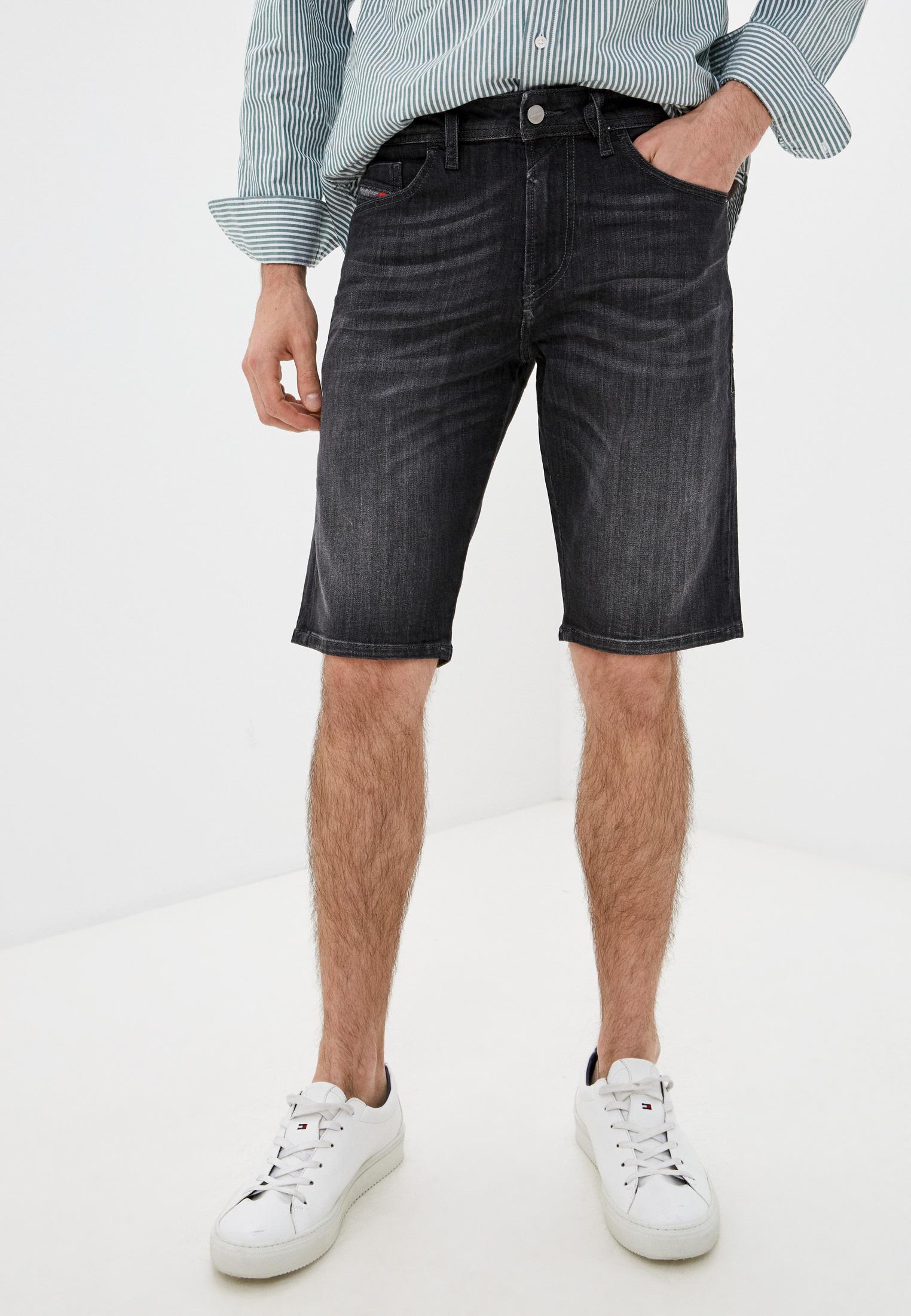 Мужские джинсовые шорты Diesel (Дизель) 00SD3U087AM