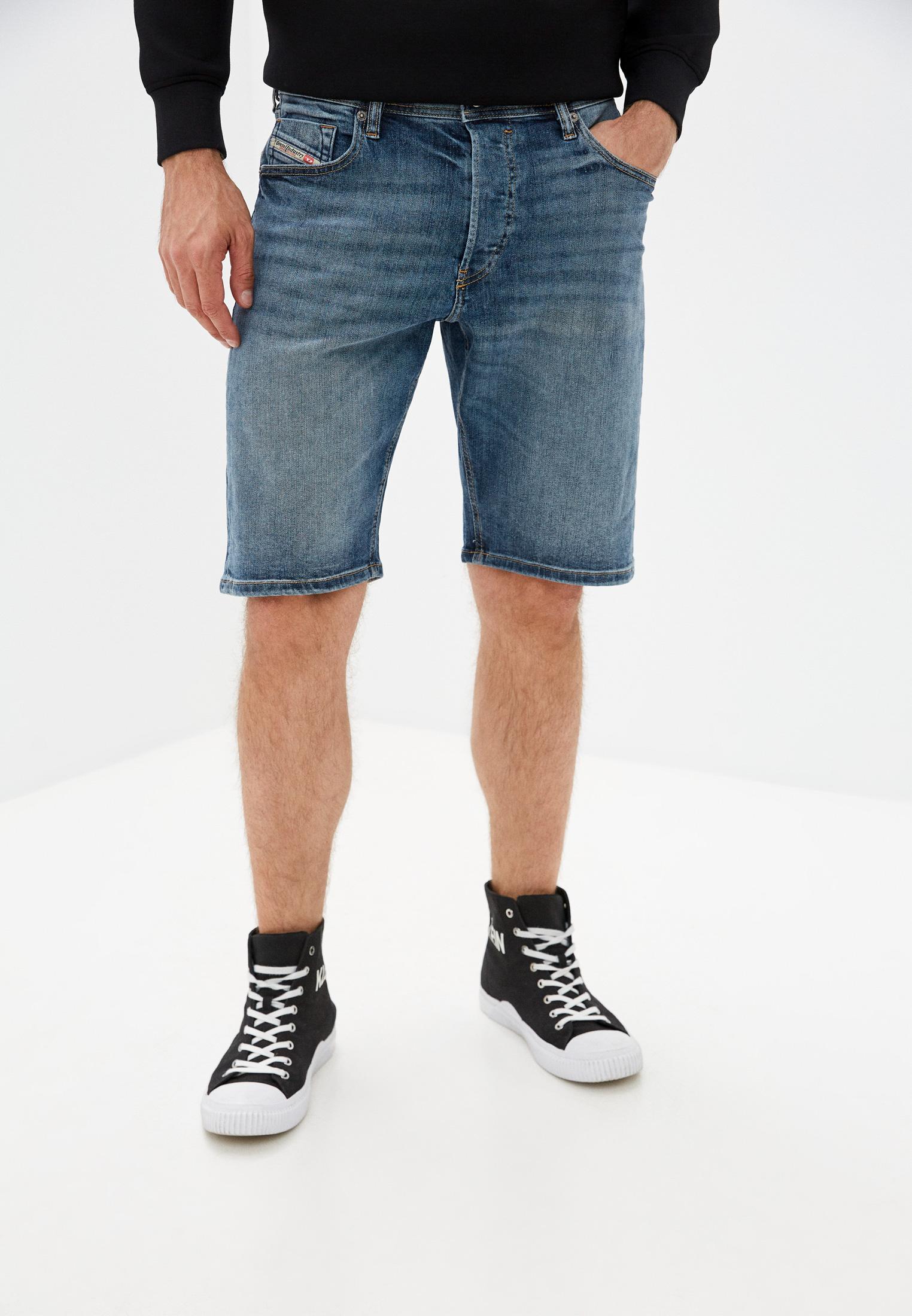 Мужские джинсовые шорты Diesel (Дизель) 00SD3VRF009