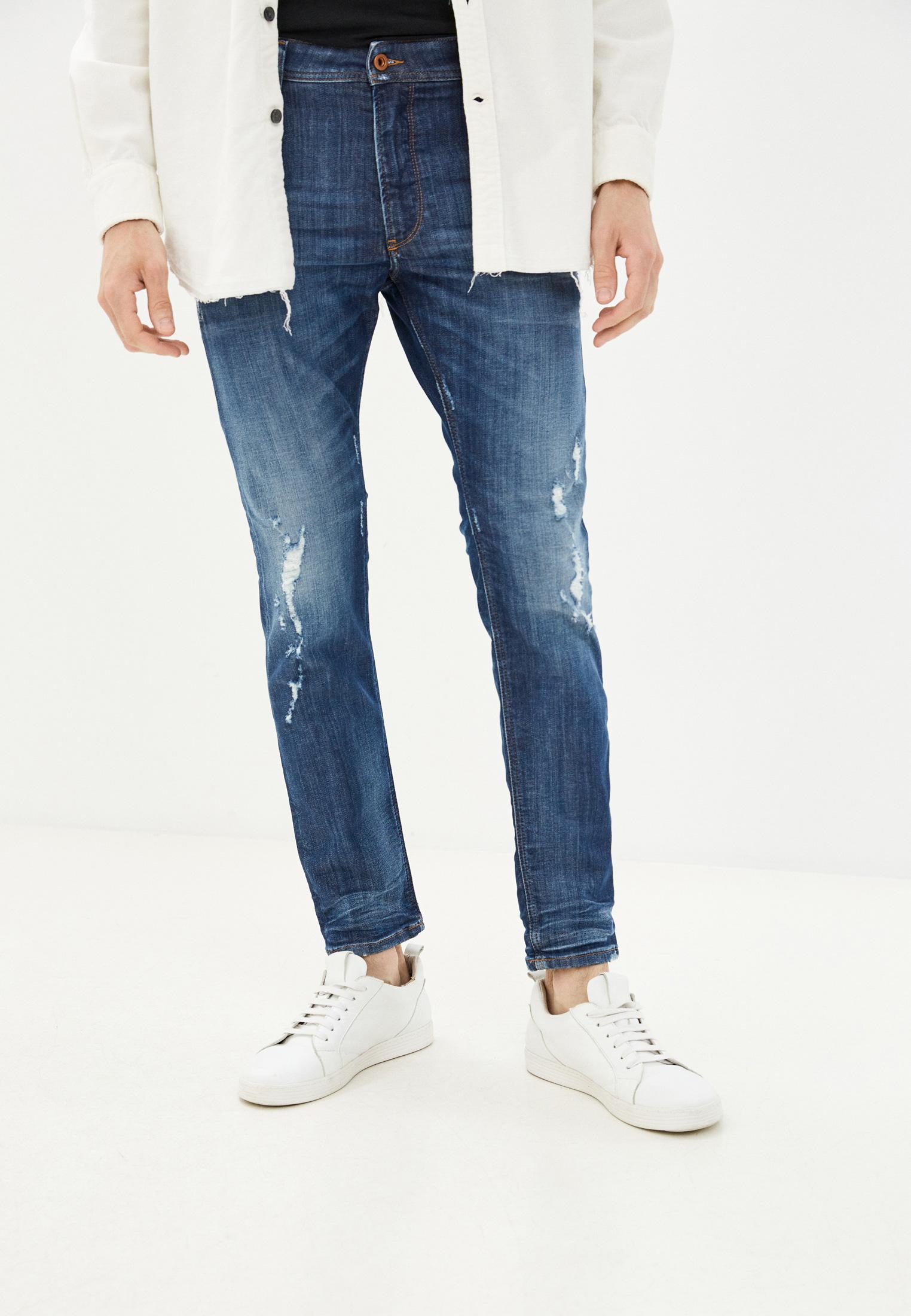 Мужские зауженные джинсы Diesel (Дизель) 00SE2S084YH