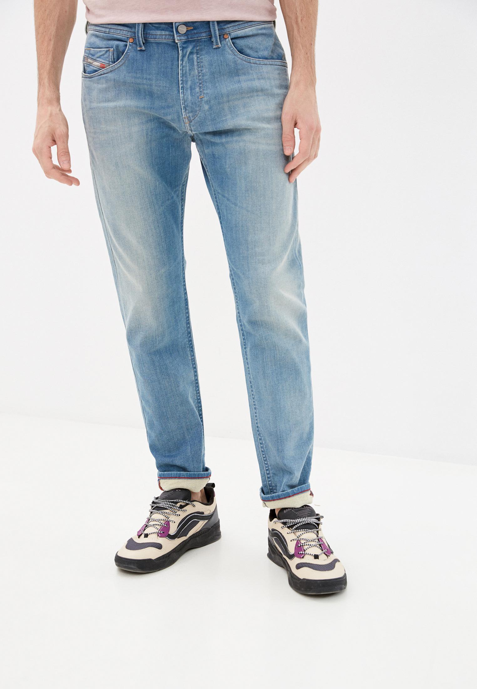 Мужские прямые джинсы Diesel (Дизель) 00SE3D084RJ