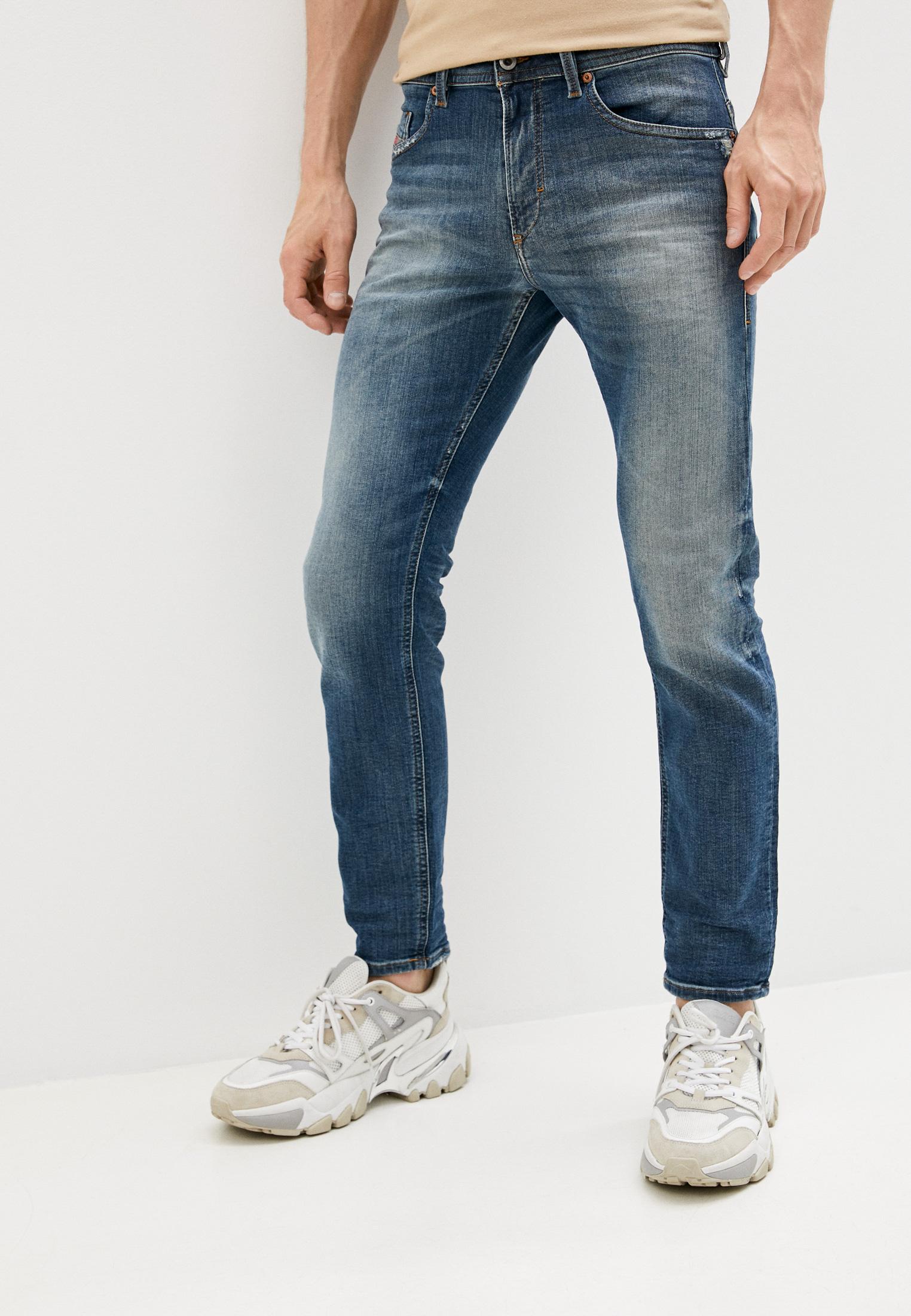 Мужские зауженные джинсы Diesel (Дизель) 00SE3D084YP