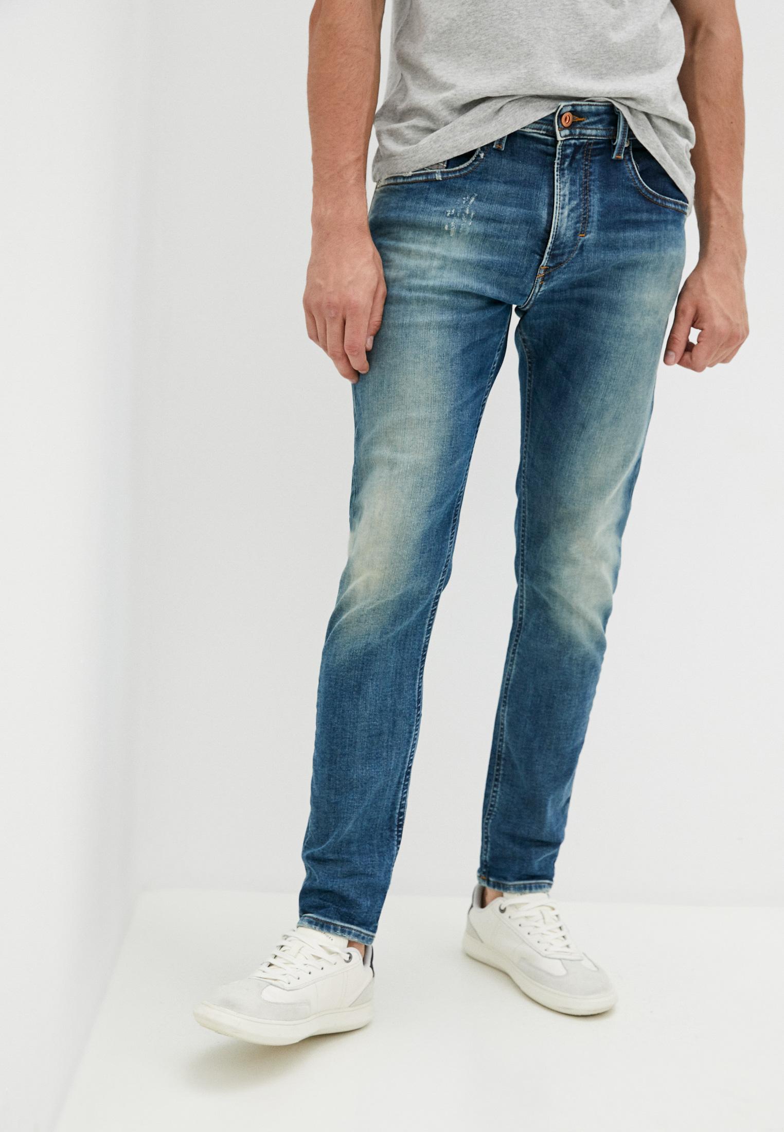 Мужские зауженные джинсы Diesel (Дизель) 00SE3D084YQ
