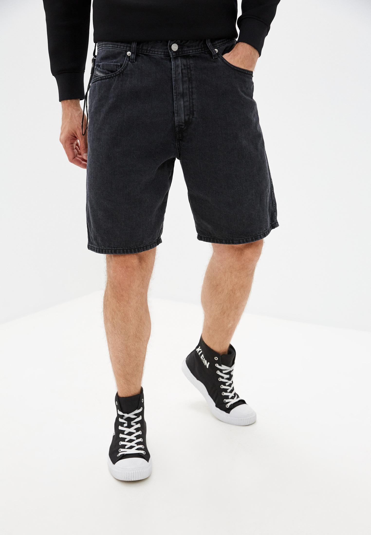 Мужские джинсовые шорты Diesel (Дизель) 00SEDH084TN