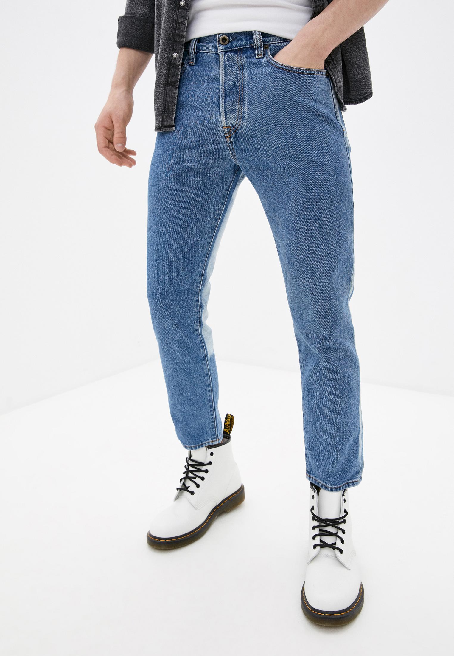 Мужские зауженные джинсы Diesel (Дизель) 00SH3P0077V