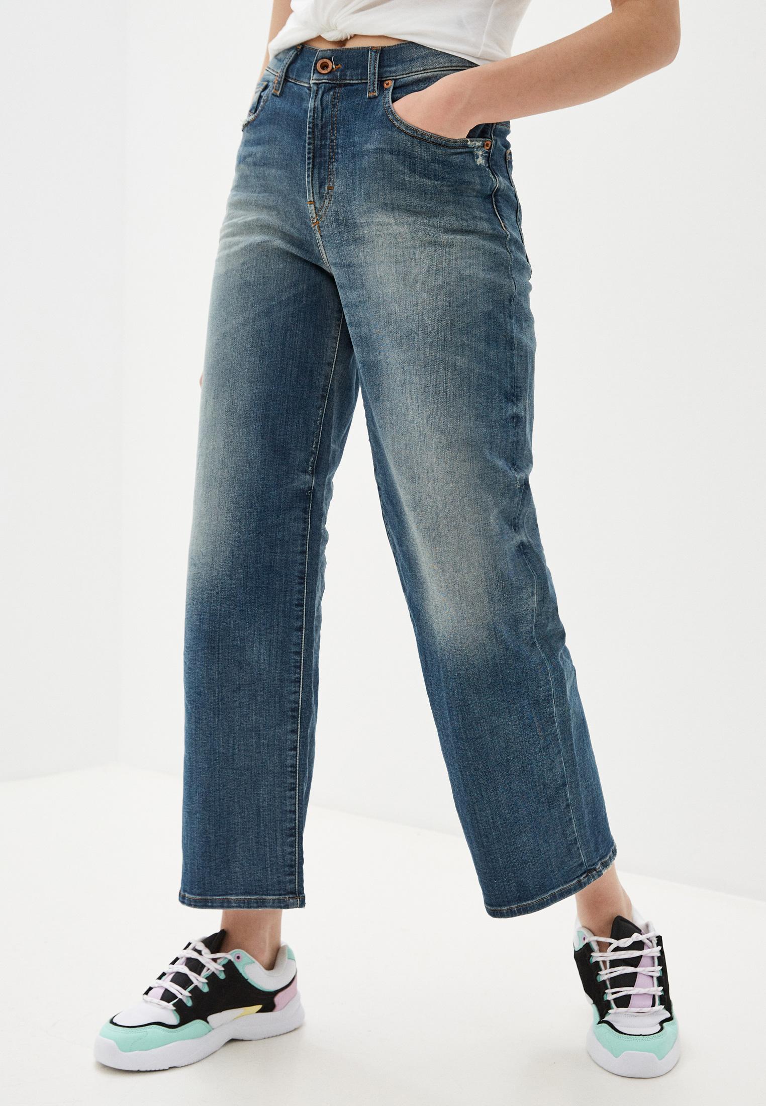 Широкие и расклешенные джинсы Diesel (Дизель) 00SK6D084YP