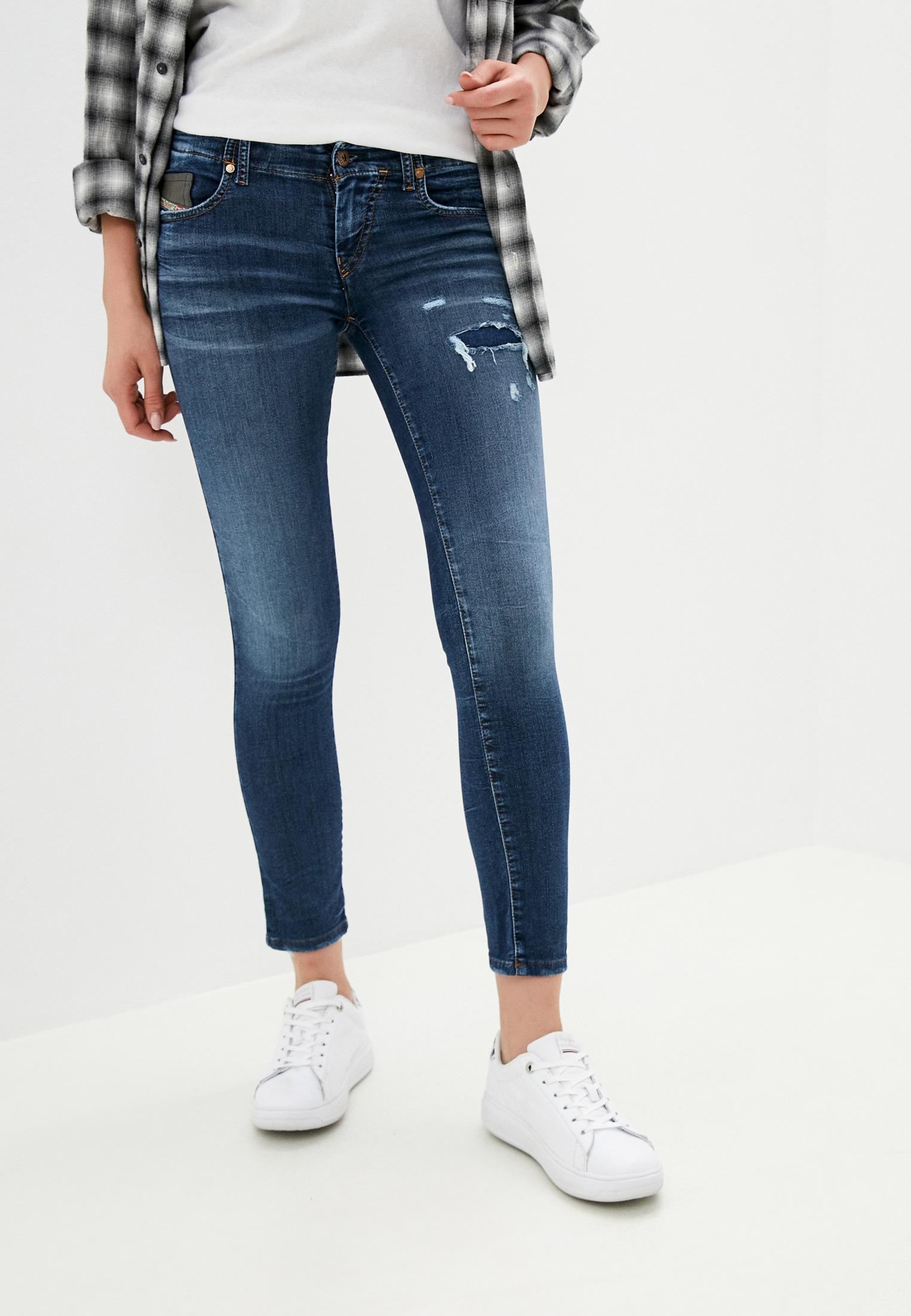 Зауженные джинсы Diesel (Дизель) 00SL83R40R6