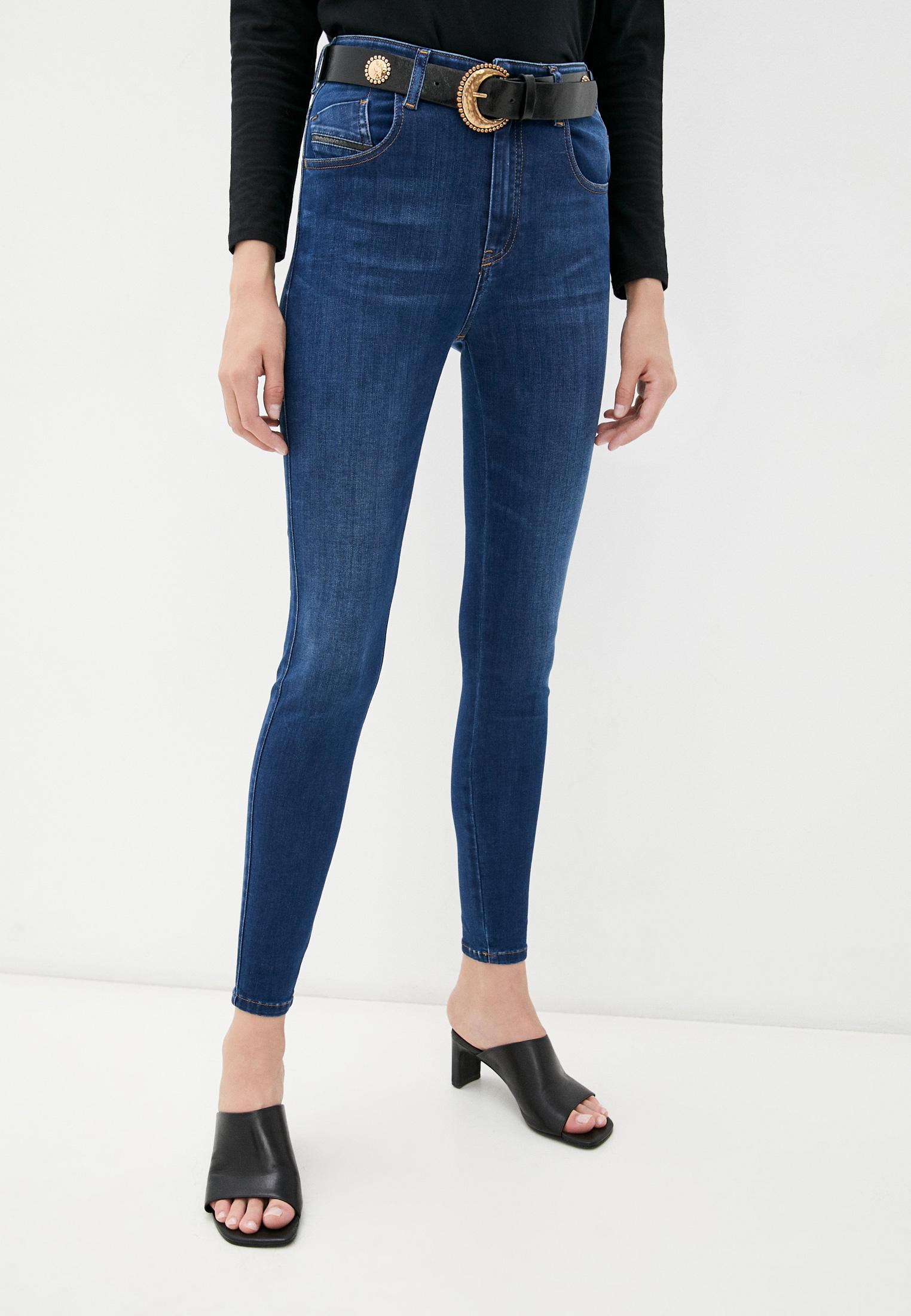 Зауженные джинсы Diesel (Дизель) 00SMLX089AJ