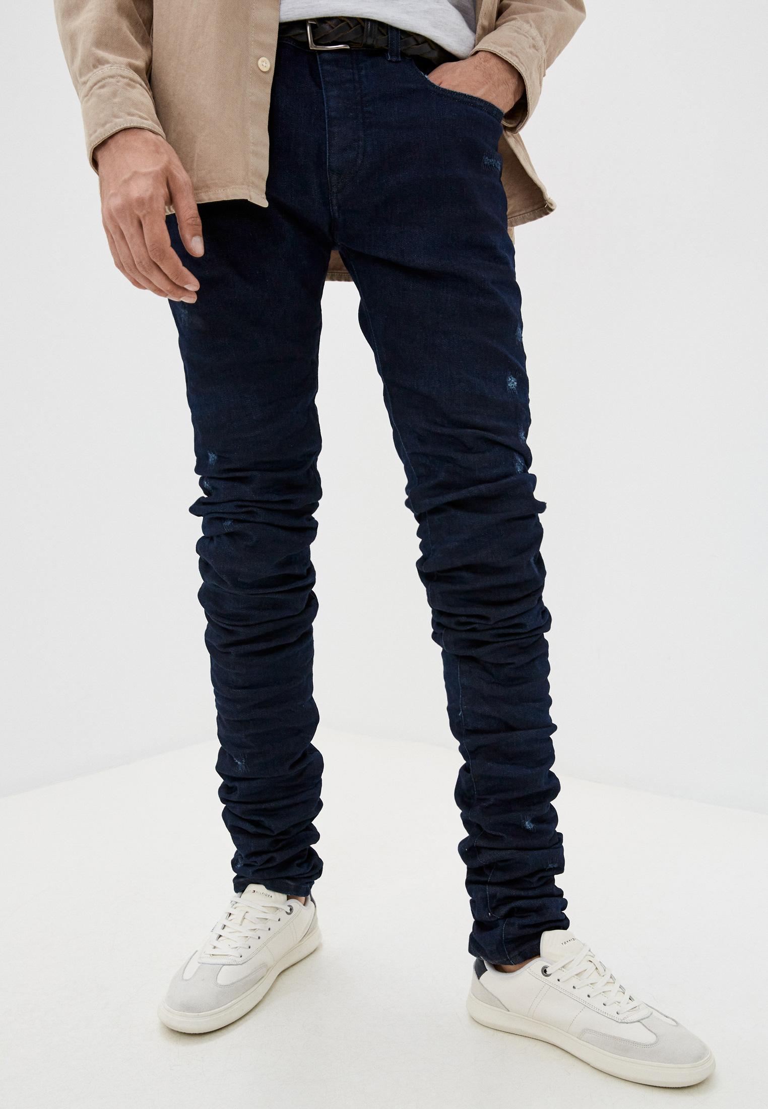 Мужские зауженные джинсы Diesel (Дизель) 00SQWHBG8KV