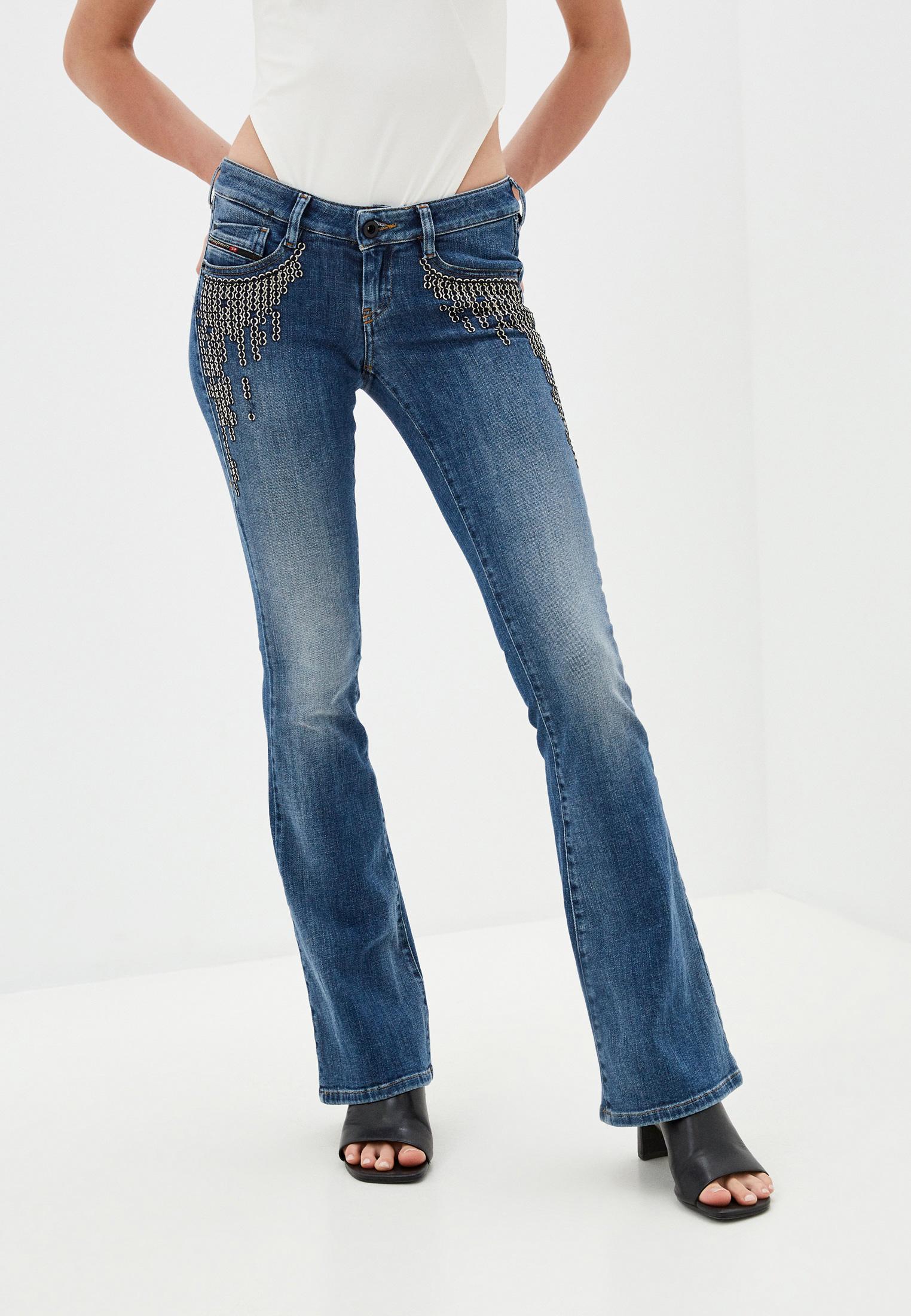Широкие и расклешенные джинсы Diesel (Дизель) Джинсы Diesel