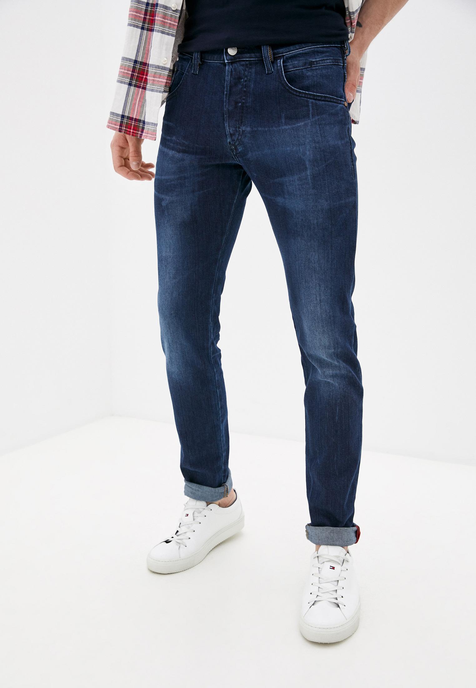 Мужские зауженные джинсы Diesel (Дизель) 00SSLM083AT