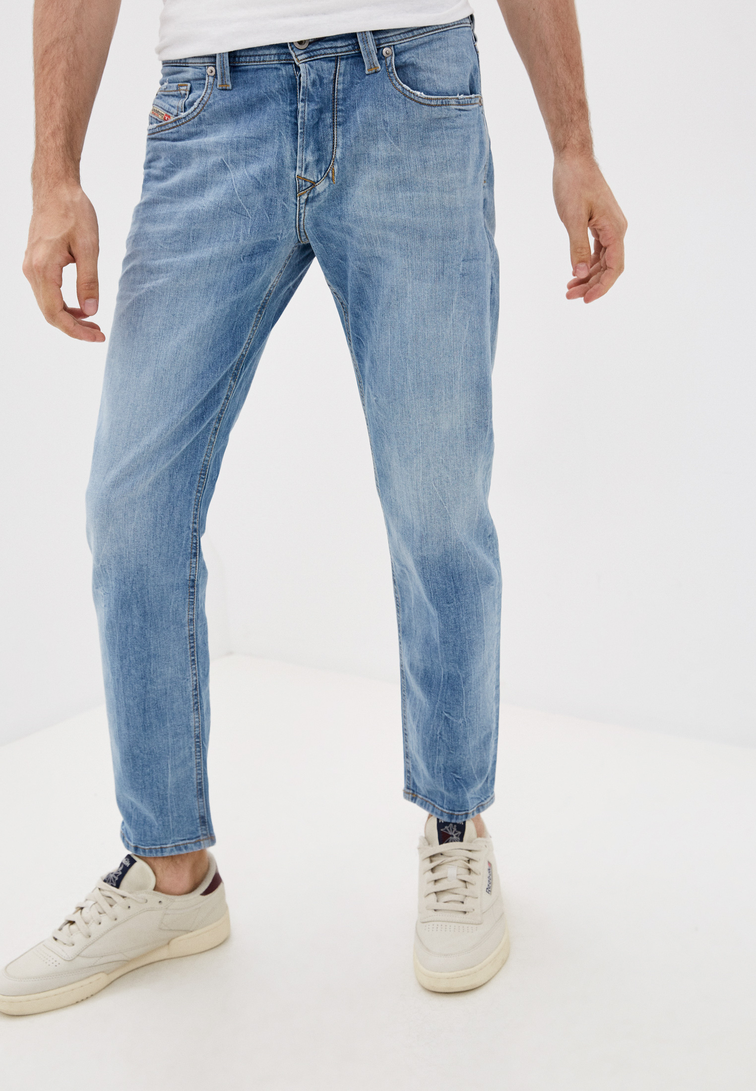 Мужские прямые джинсы Diesel (Дизель) 00SU1W081AL