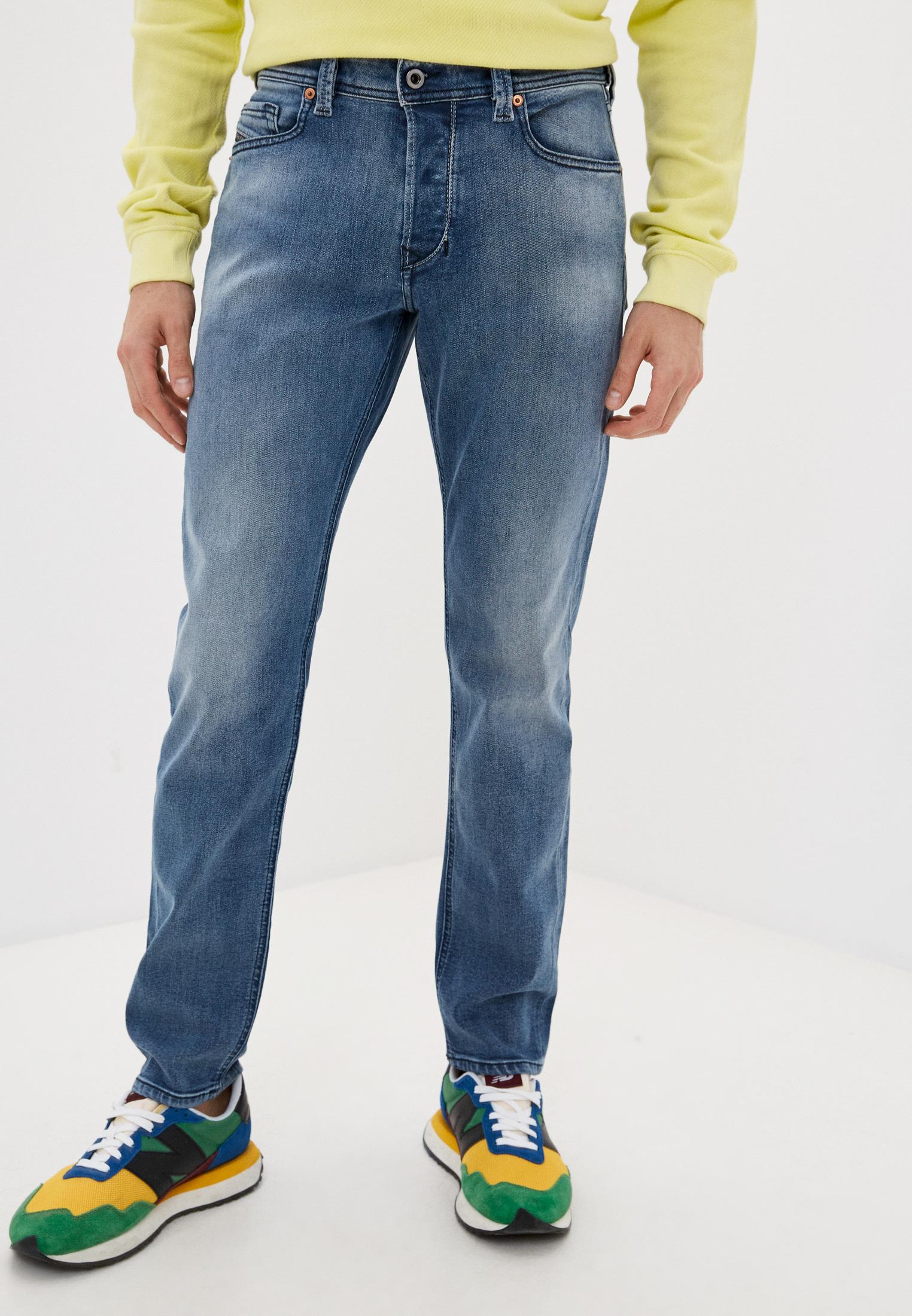 Мужские прямые джинсы Diesel (Дизель) 00SU1X084RB