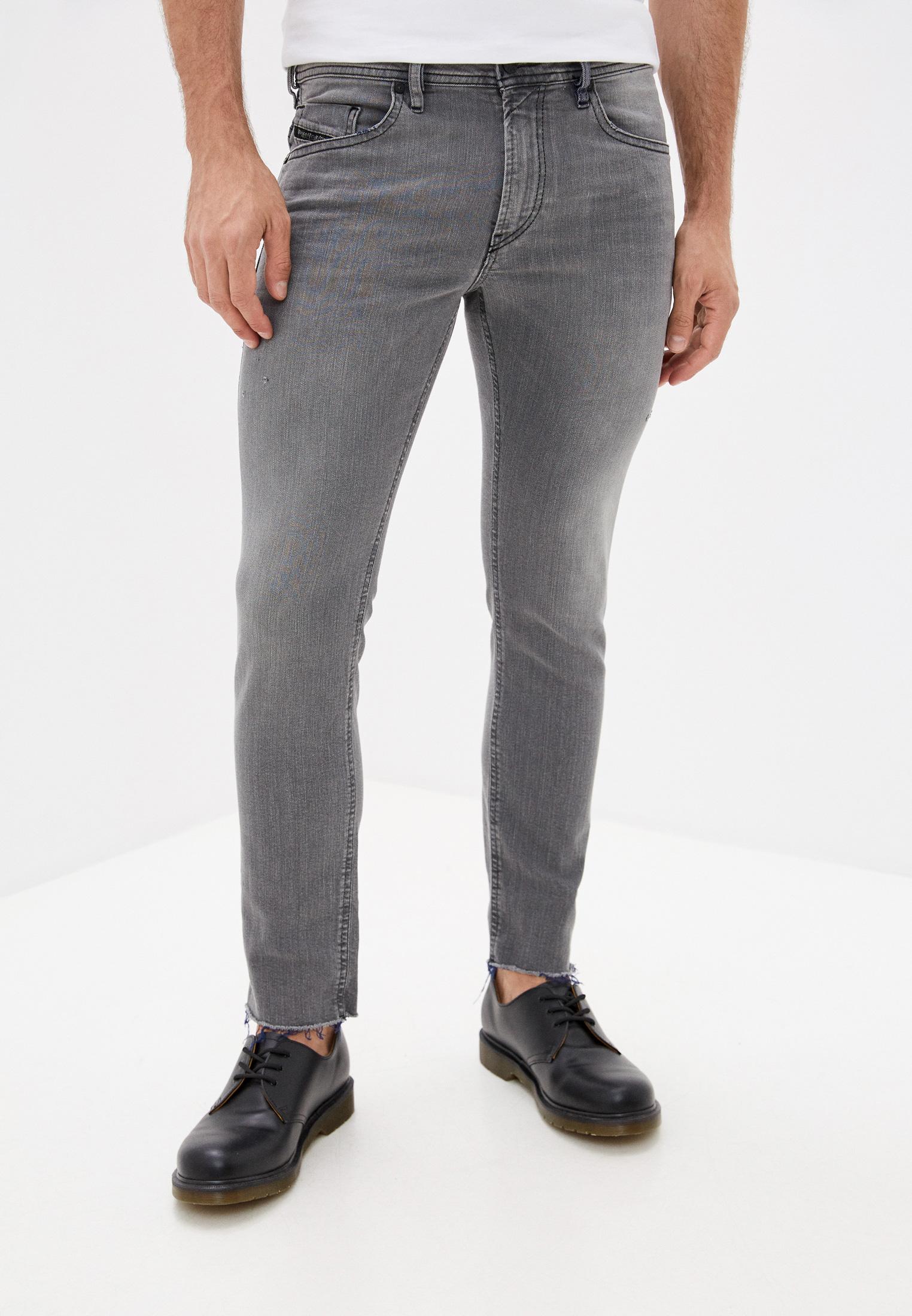 Мужские зауженные джинсы Diesel (Дизель) 00SW1P084JT