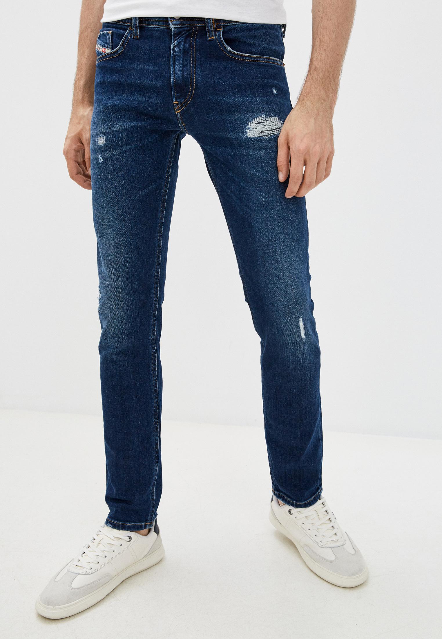 Мужские зауженные джинсы Diesel (Дизель) 00SW1Q083AY