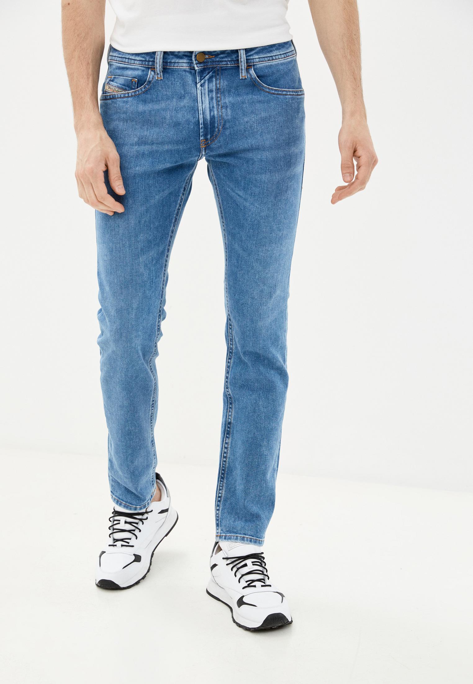 Мужские зауженные джинсы Diesel (Дизель) 00SW1Q087AR