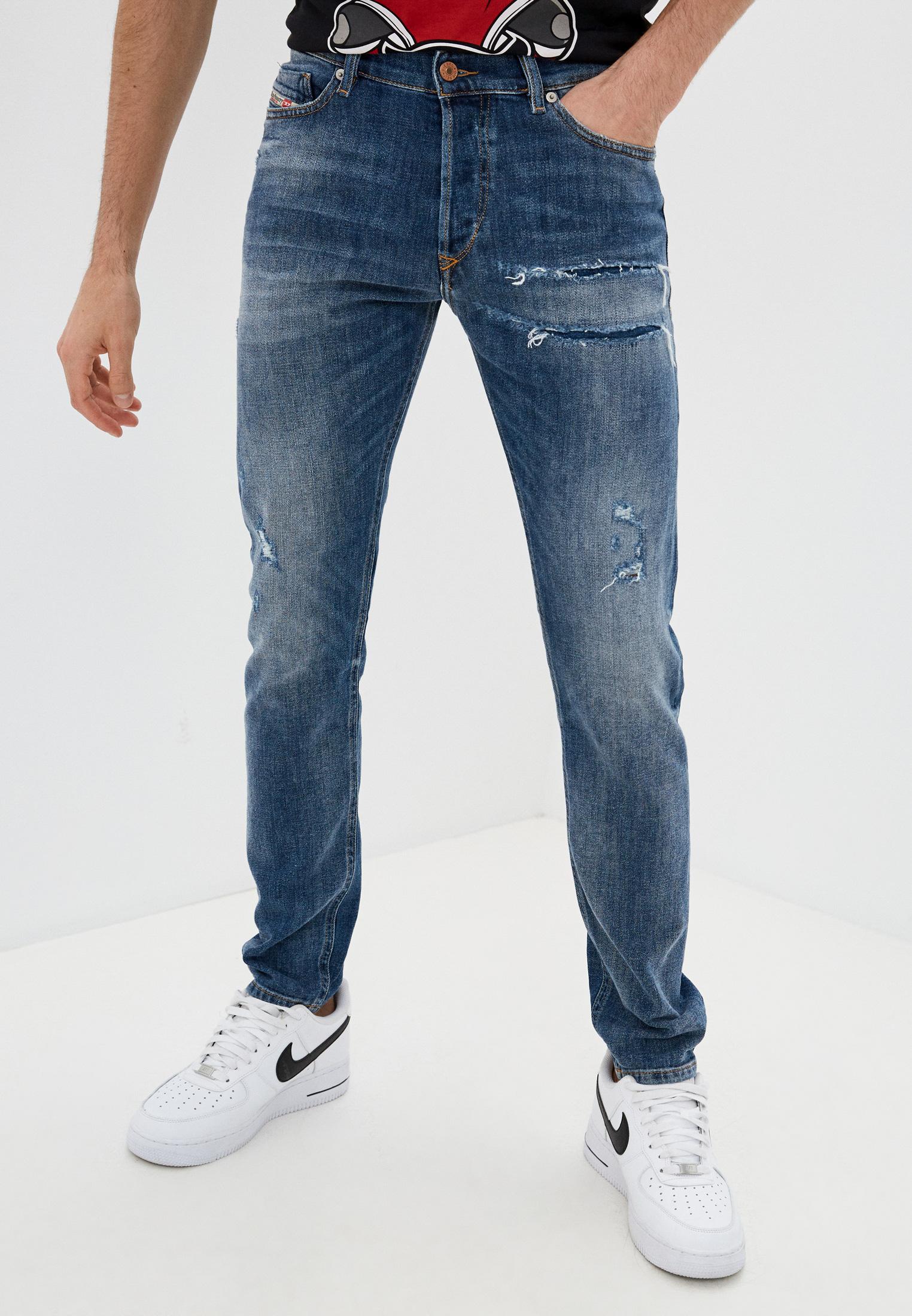 Мужские зауженные джинсы Diesel (Дизель) 00SWIC0890X