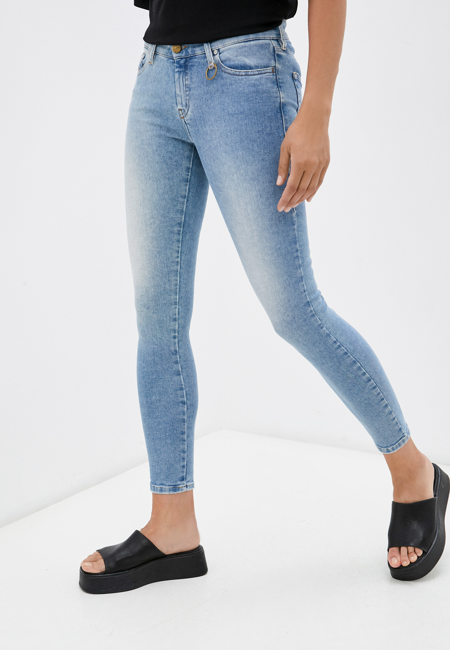 Зауженные джинсы Diesel (Дизель) 00SXJM085AC