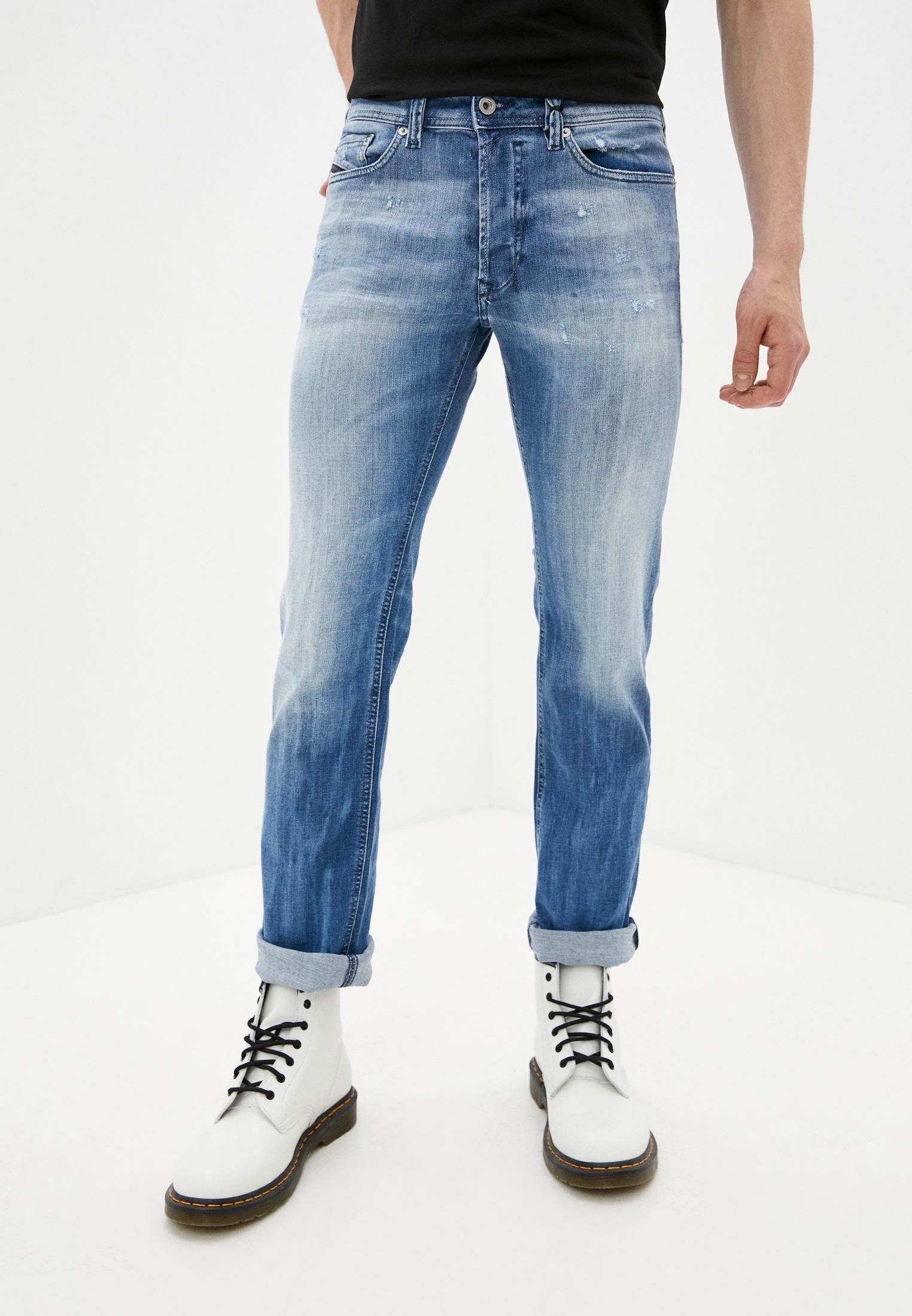 Мужские прямые джинсы Diesel (Дизель) 00SYJXR818S