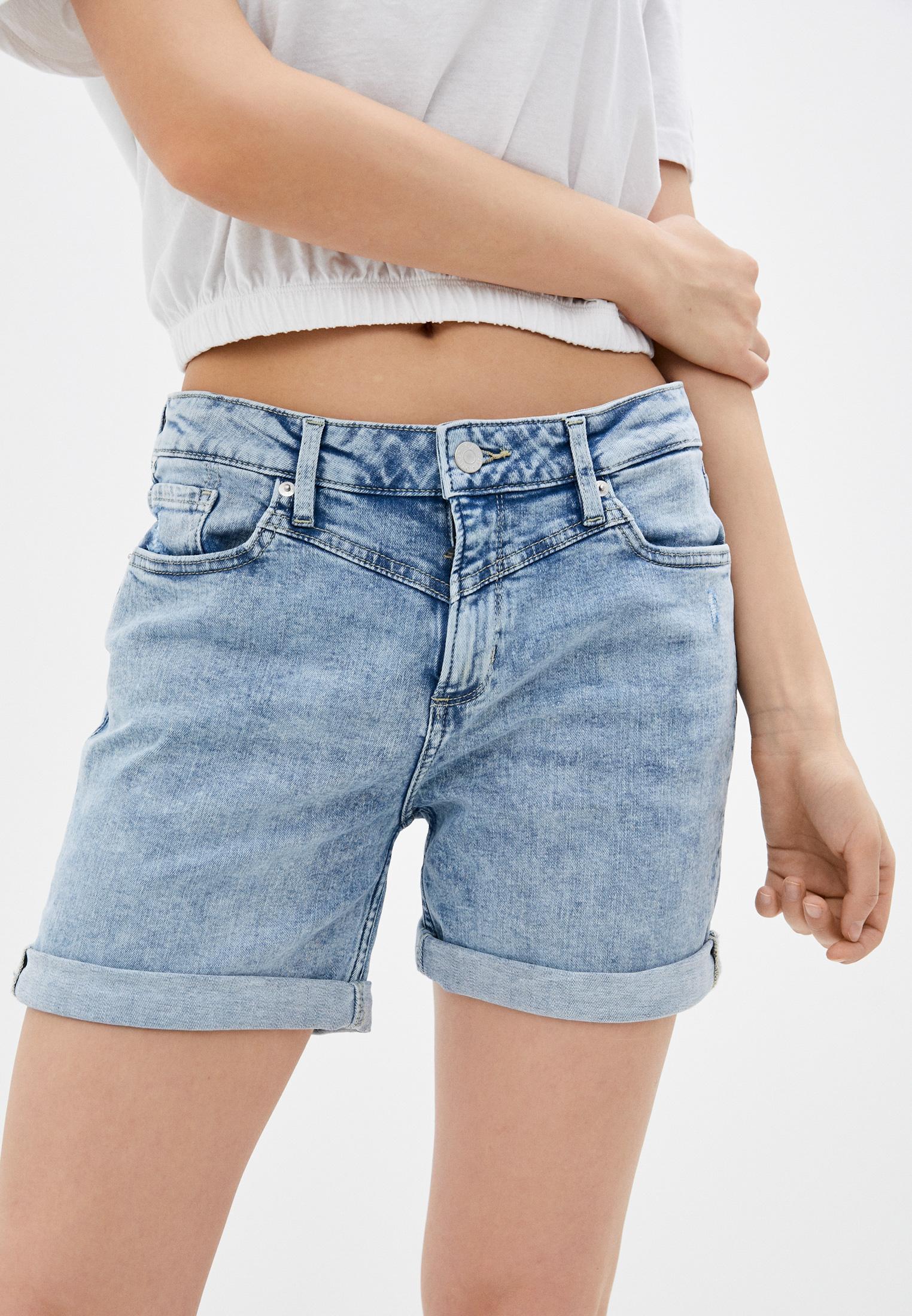 Женские джинсовые шорты Q/S designed by 510.10.104.26.180.2062824