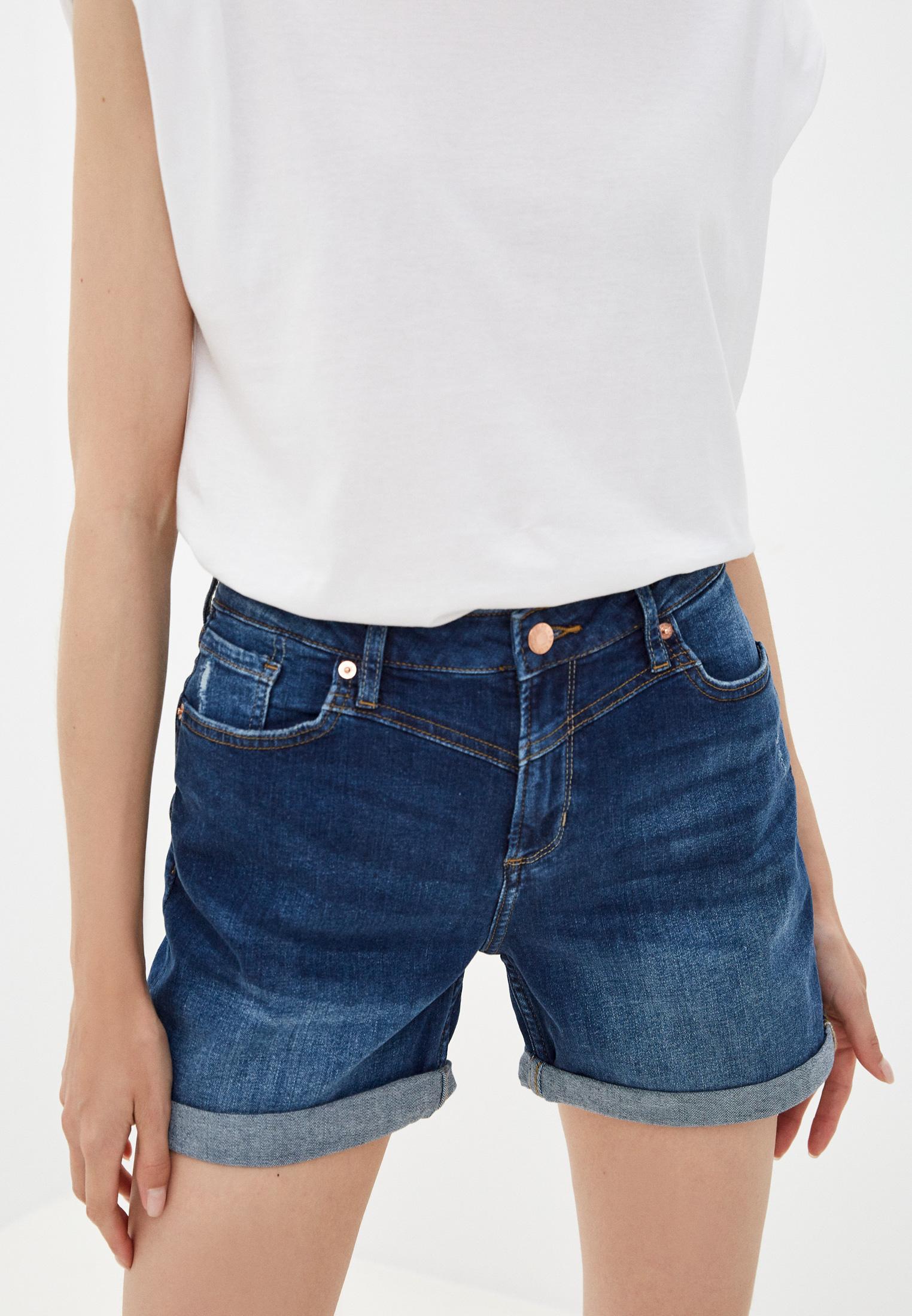 Женские джинсовые шорты Q/S designed by Шорты джинсовые Q/S designed by