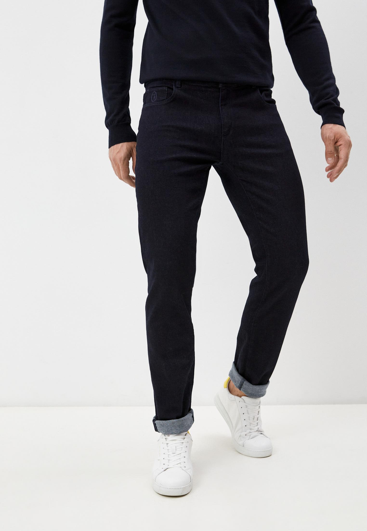 Мужские прямые джинсы Trussardi (Труссарди) 52J00000-1Y000187