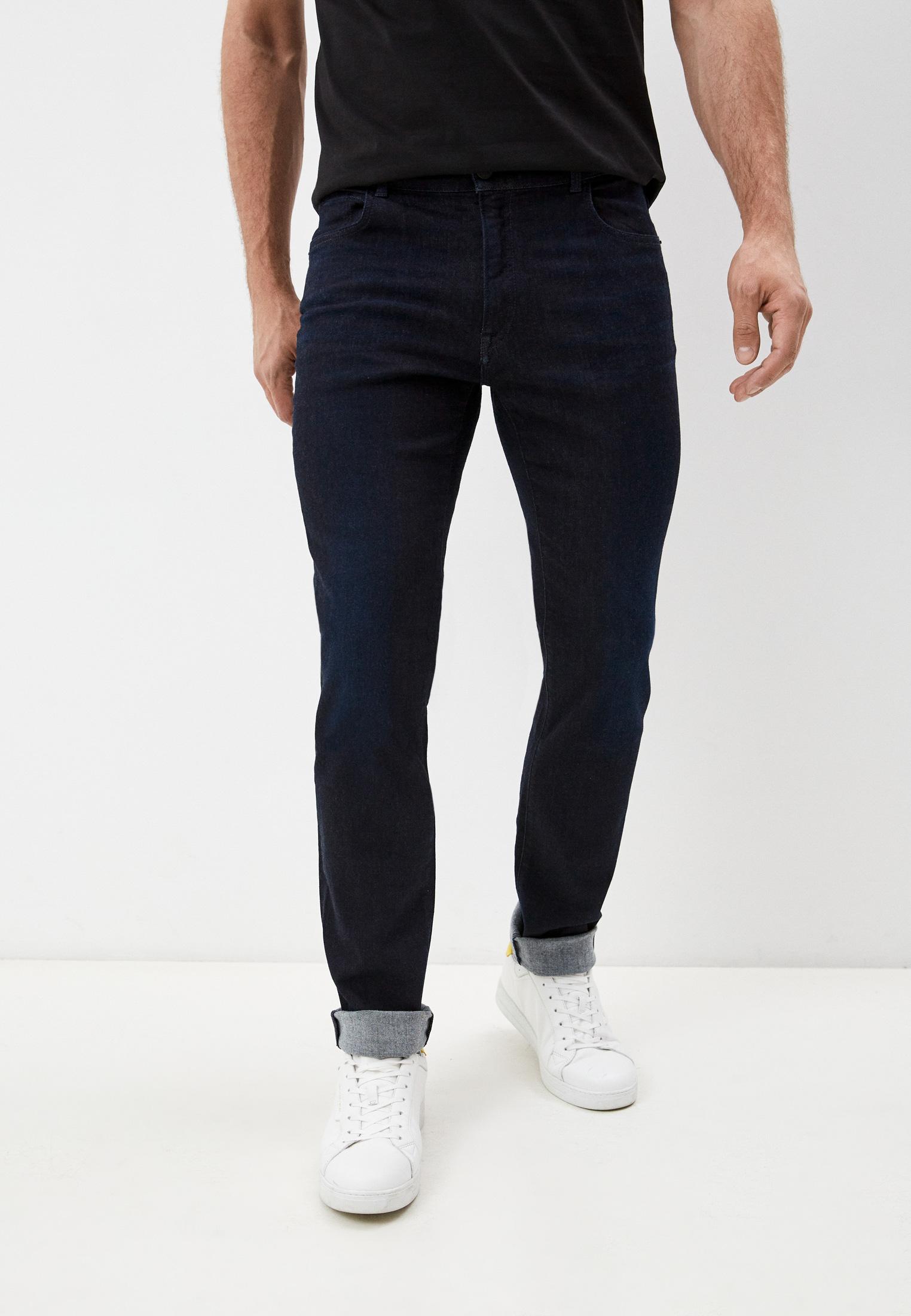 Зауженные джинсы Trussardi (Труссарди) 52J00001-1T005415