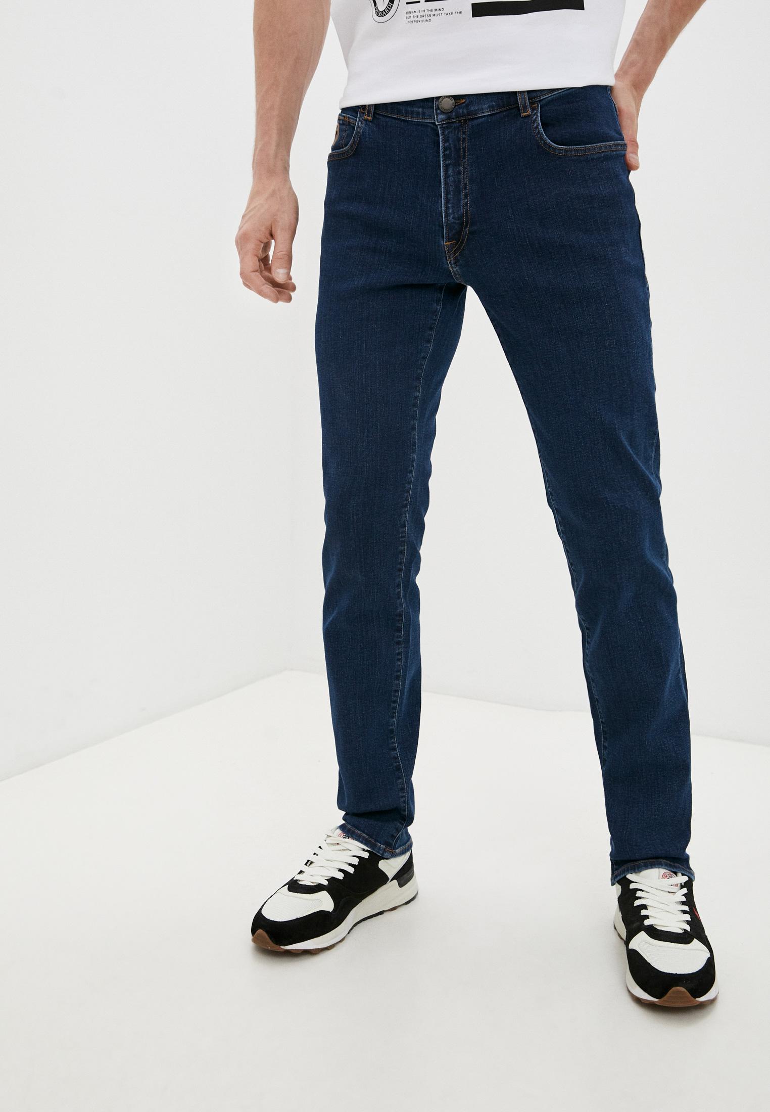 Мужские прямые джинсы Trussardi (Труссарди) 52J00001-1Y000187