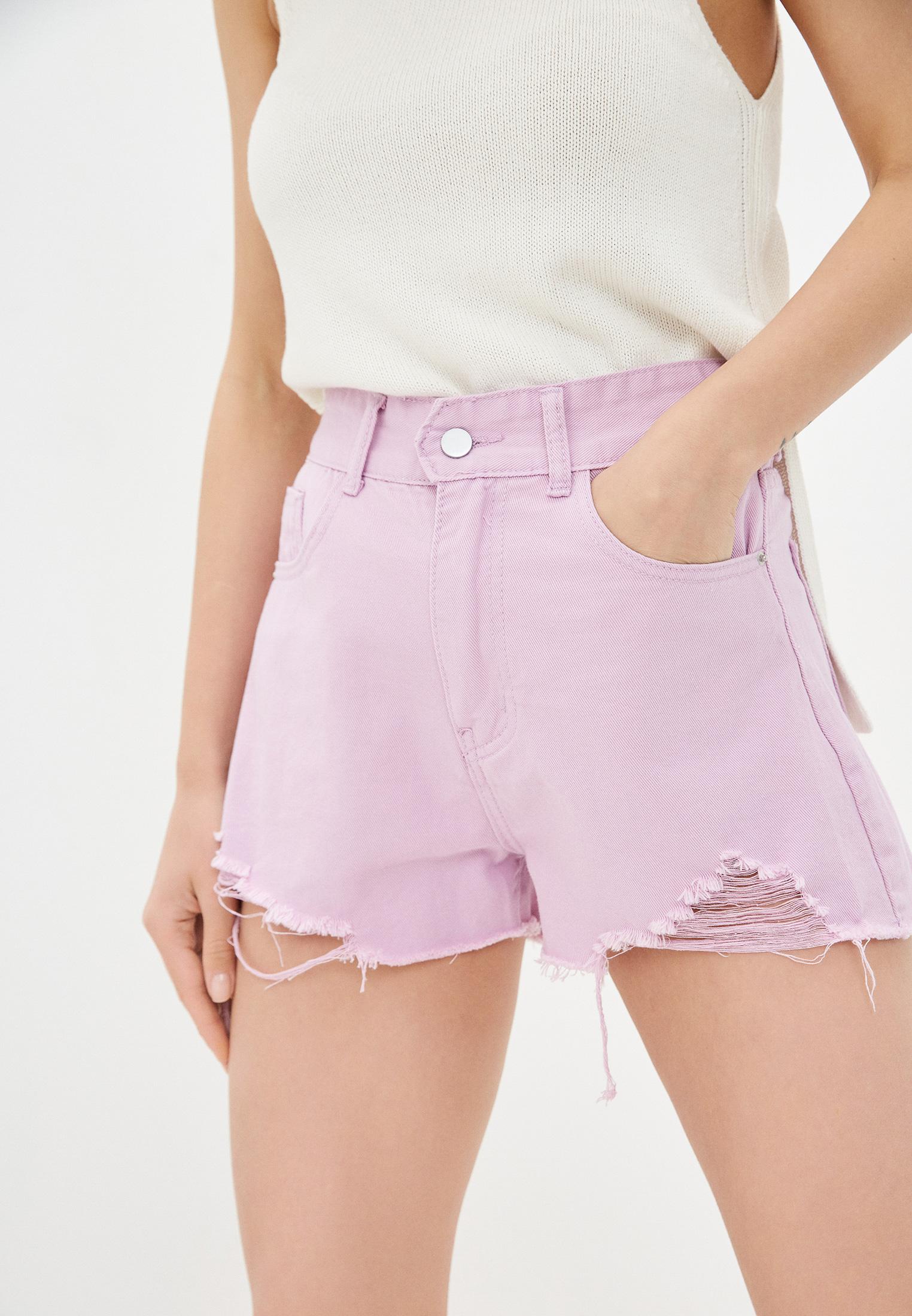 Женские джинсовые шорты Aaquamarina Шорты джинсовые Aaquamarina
