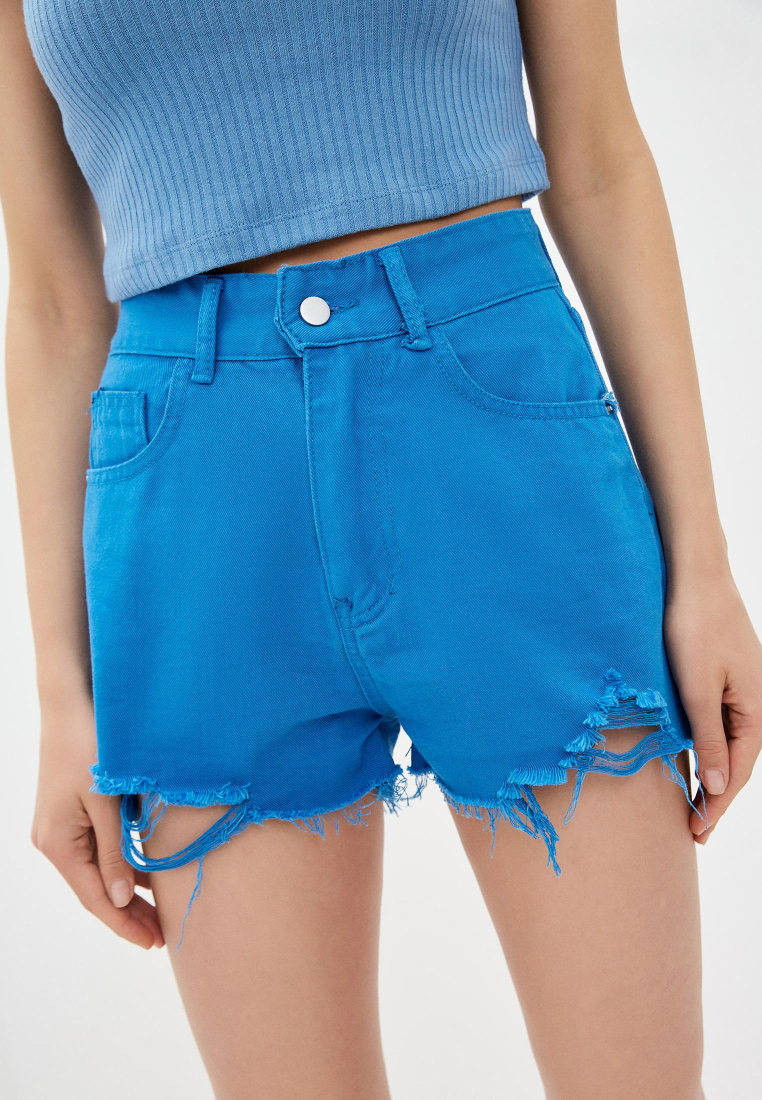 Женские джинсовые шорты Aaquamarina 10122: изображение 1