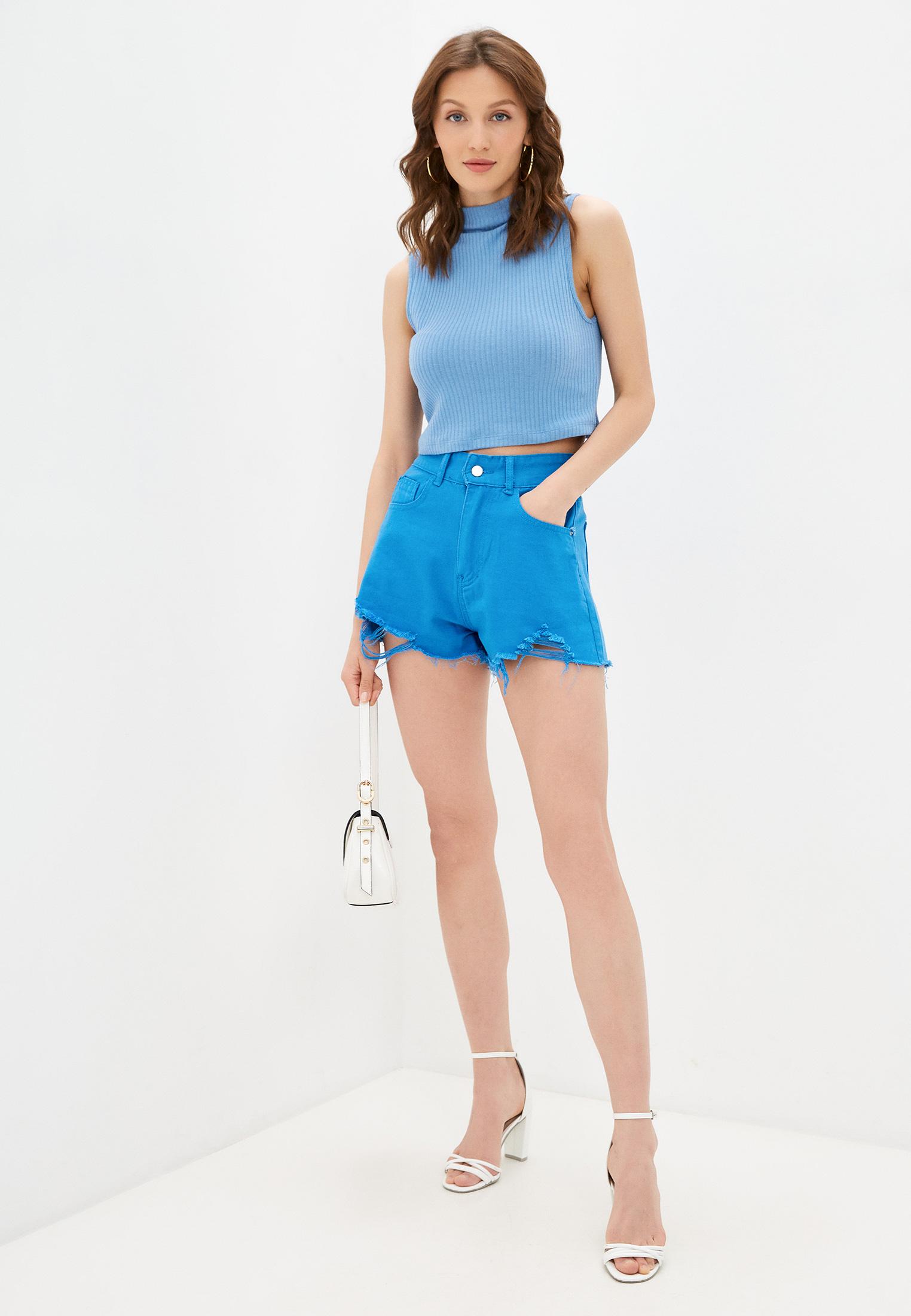 Женские джинсовые шорты Aaquamarina 10122: изображение 2