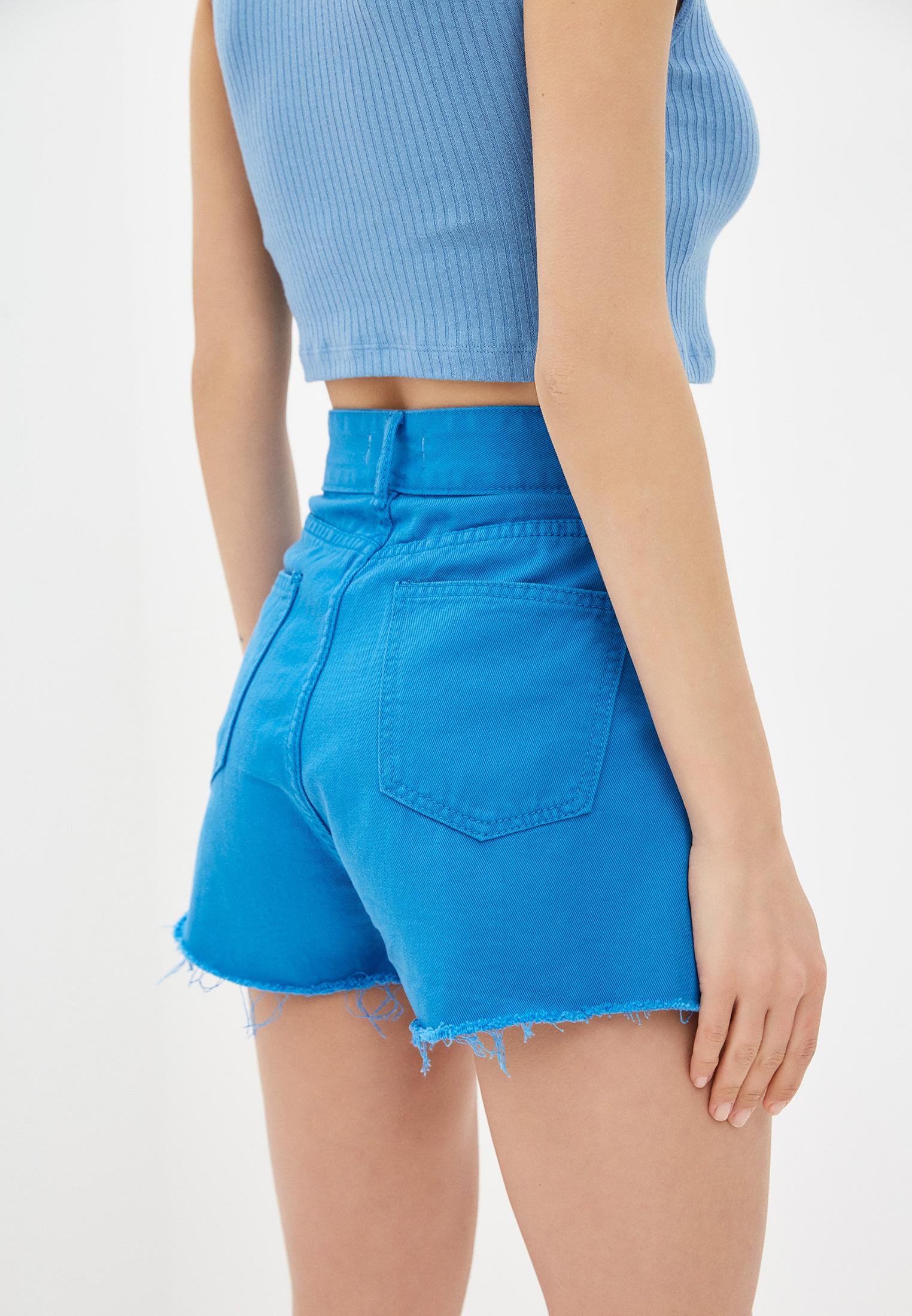 Женские джинсовые шорты Aaquamarina 10122: изображение 3