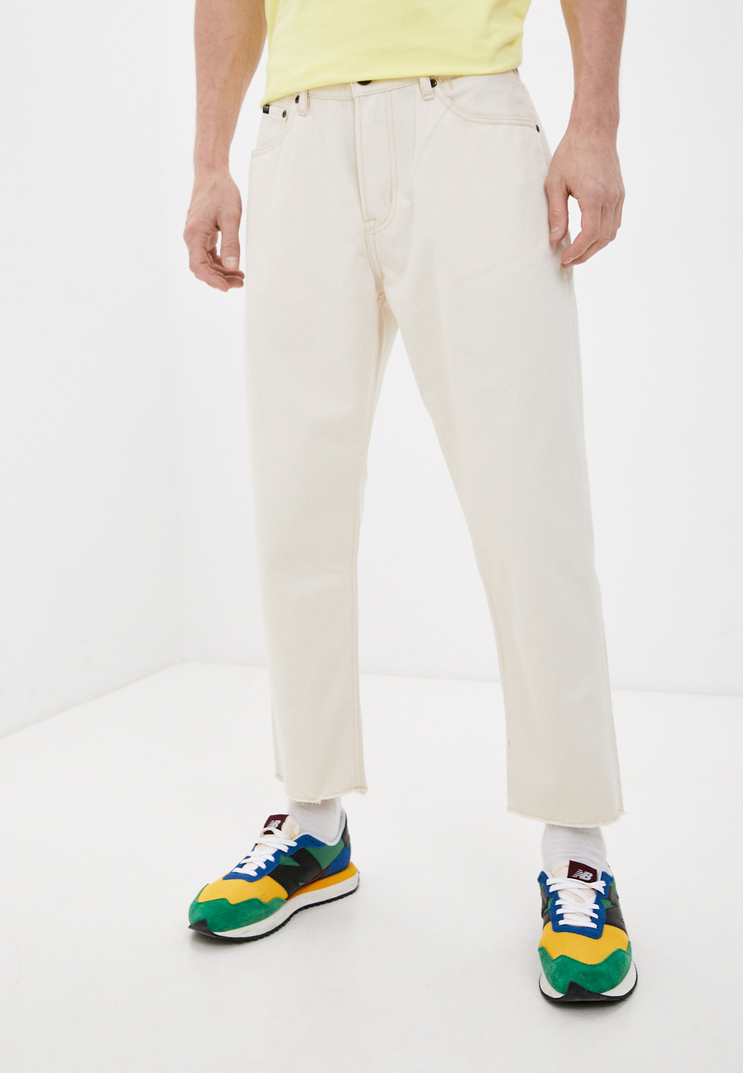 Мужские прямые брюки Quiksilver (Квиксильвер) Брюки Quiksilver
