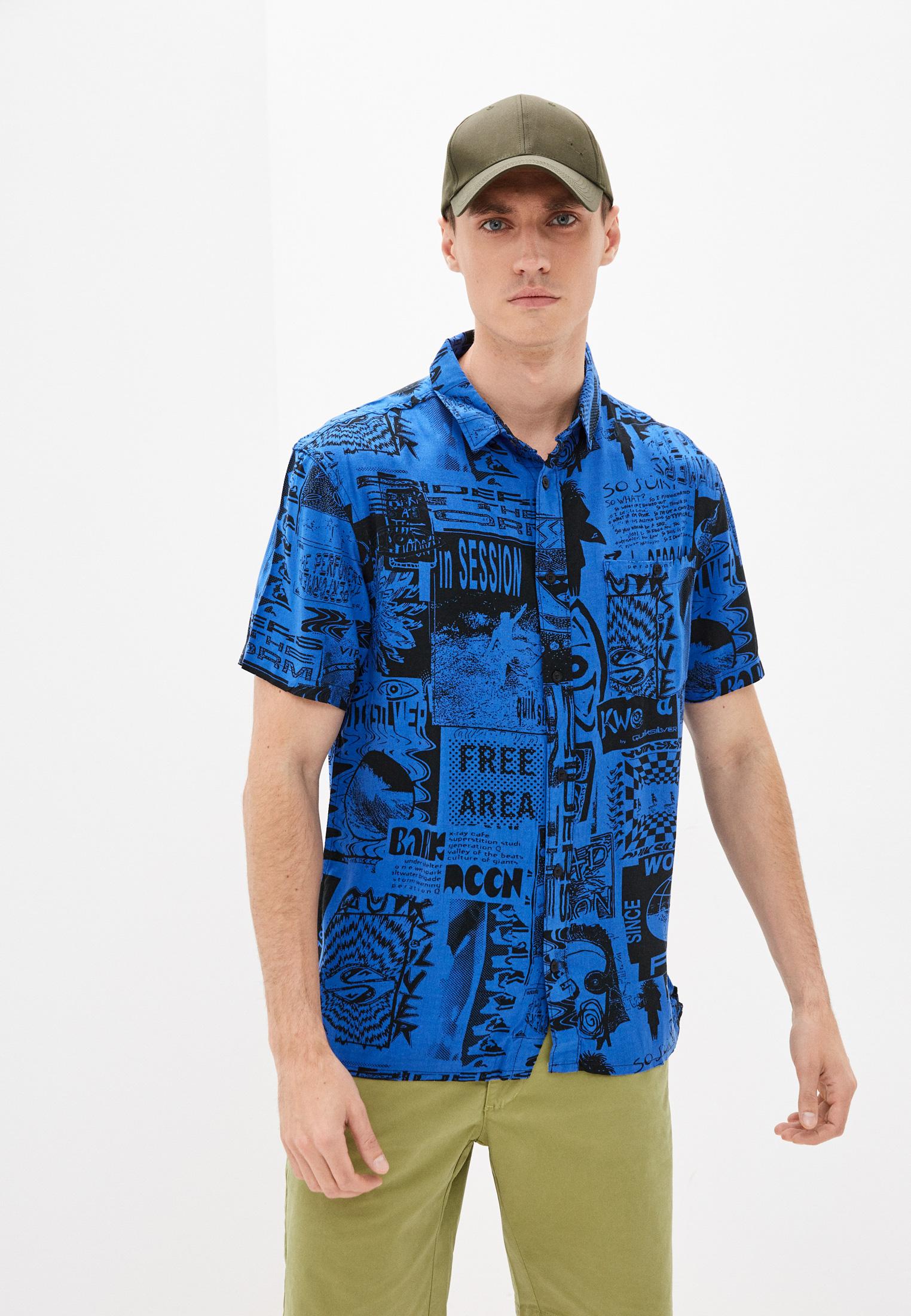 Рубашка с длинным рукавом Quiksilver (Квиксильвер) EQYWT03955