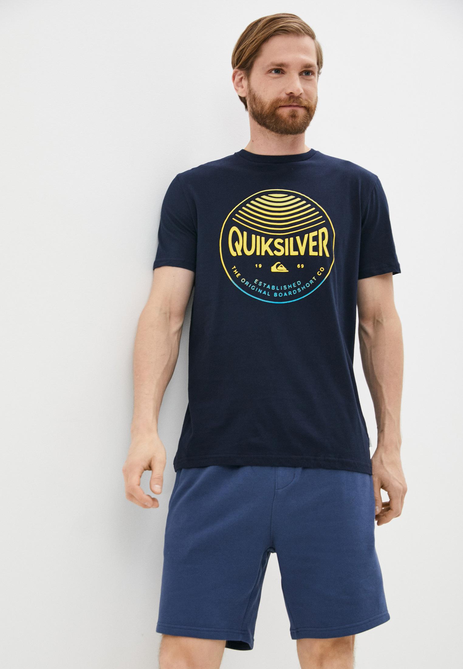 Футболка с коротким рукавом Quiksilver (Квиксильвер) Футболка Quiksilver