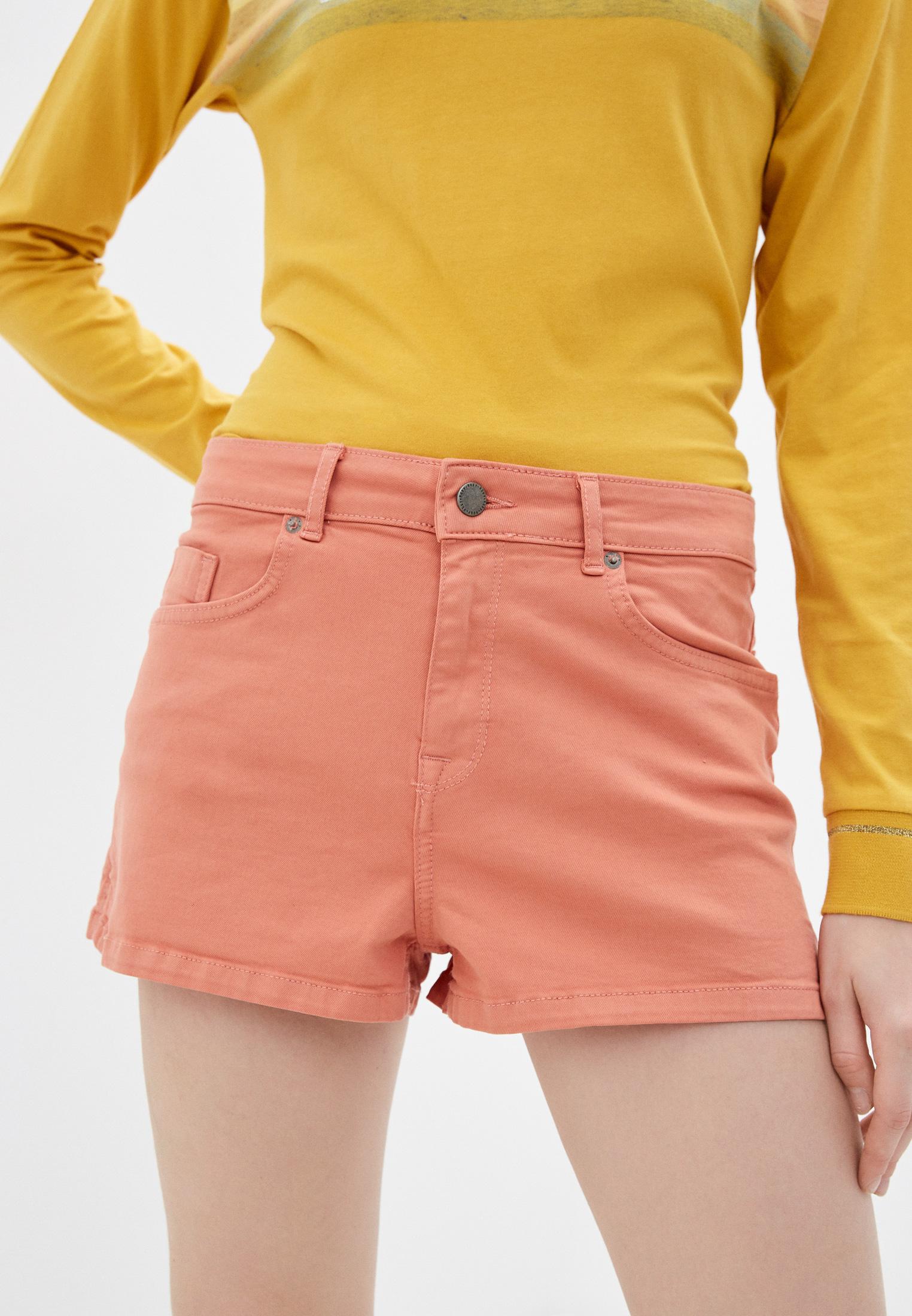 Женские джинсовые шорты Roxy (Рокси) Шорты джинсовые Roxy