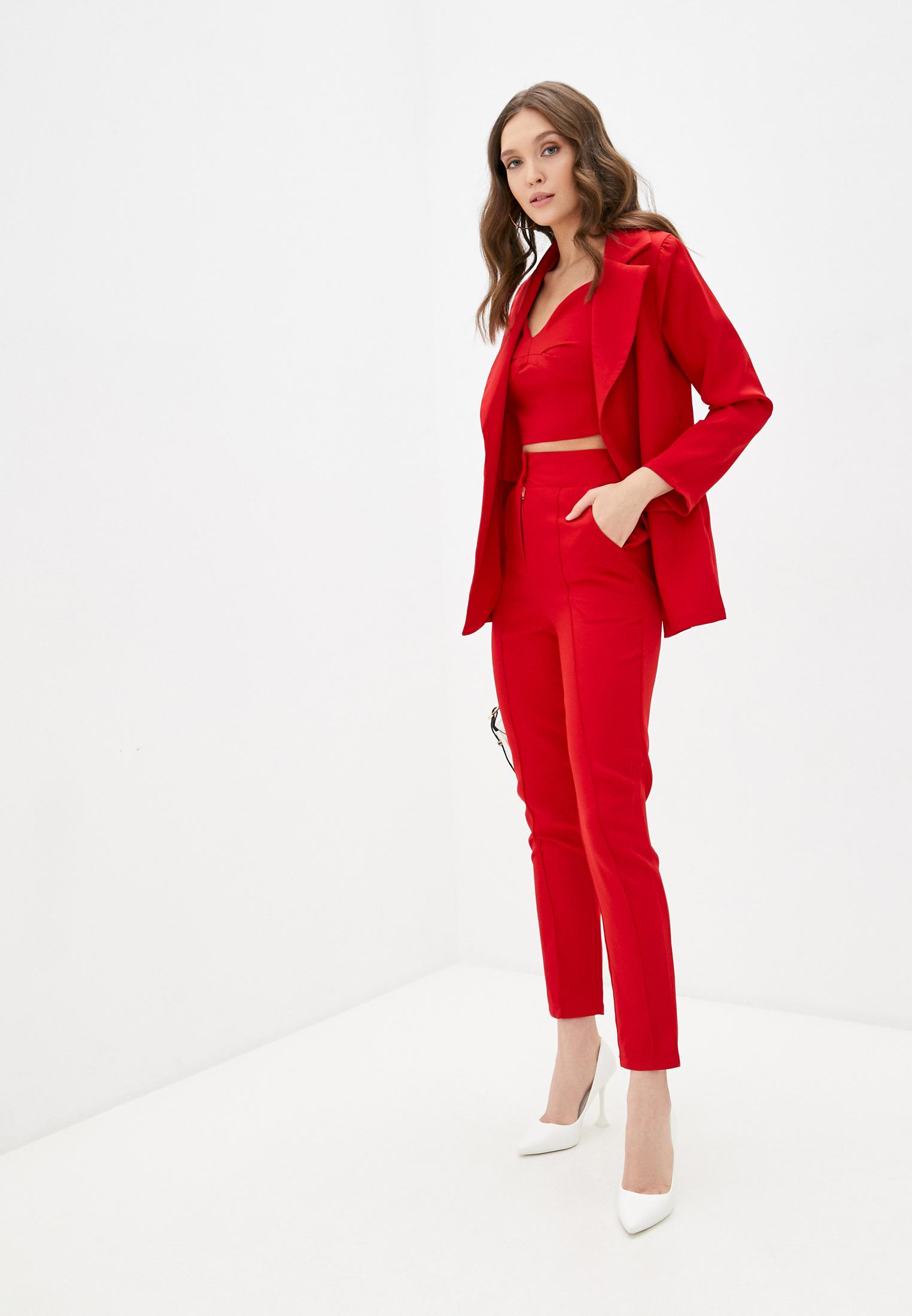 Костюм с брюками Pink Orange PO21-0313-229-5