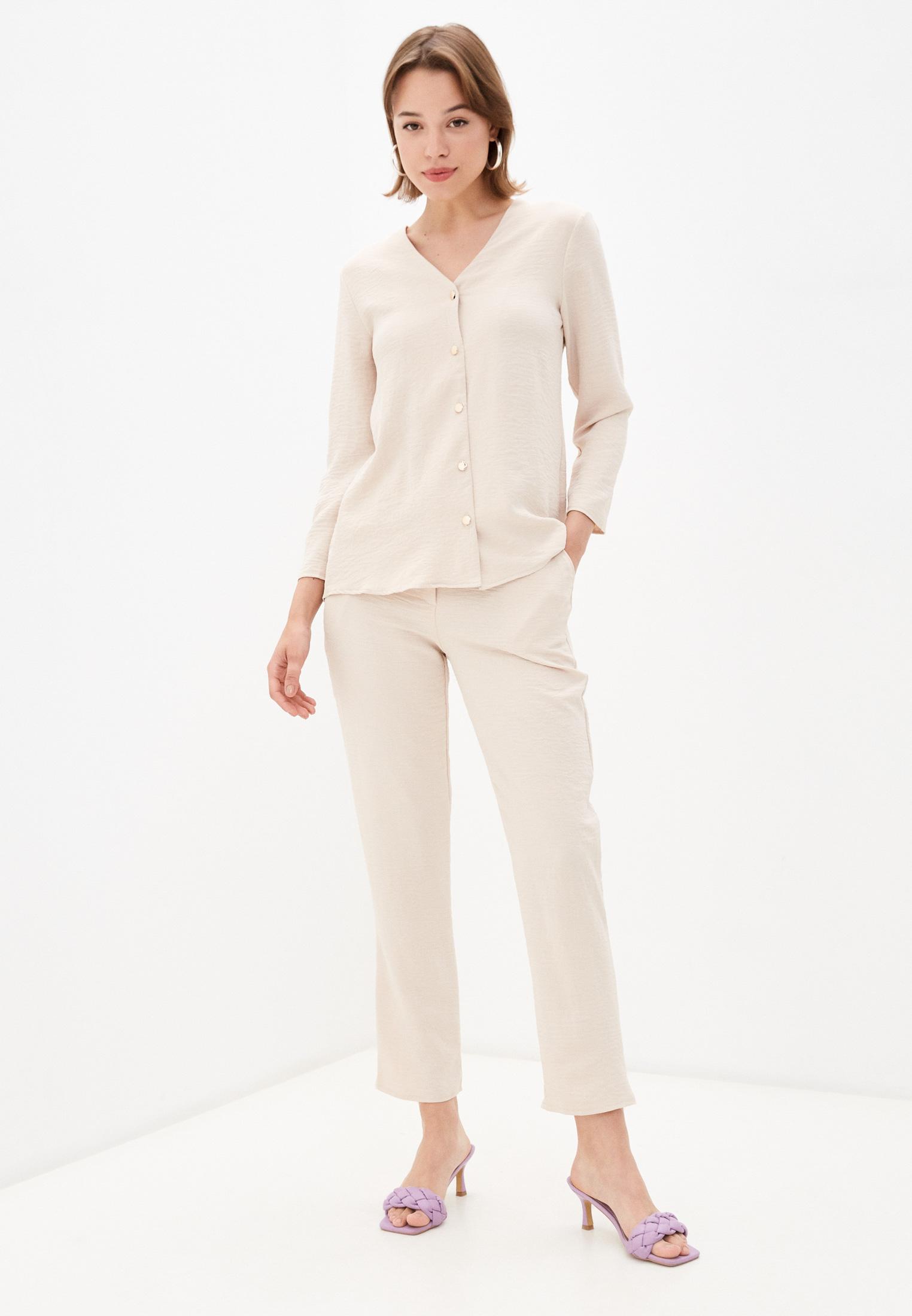 Костюм с брюками Pink Summer PS2695-2