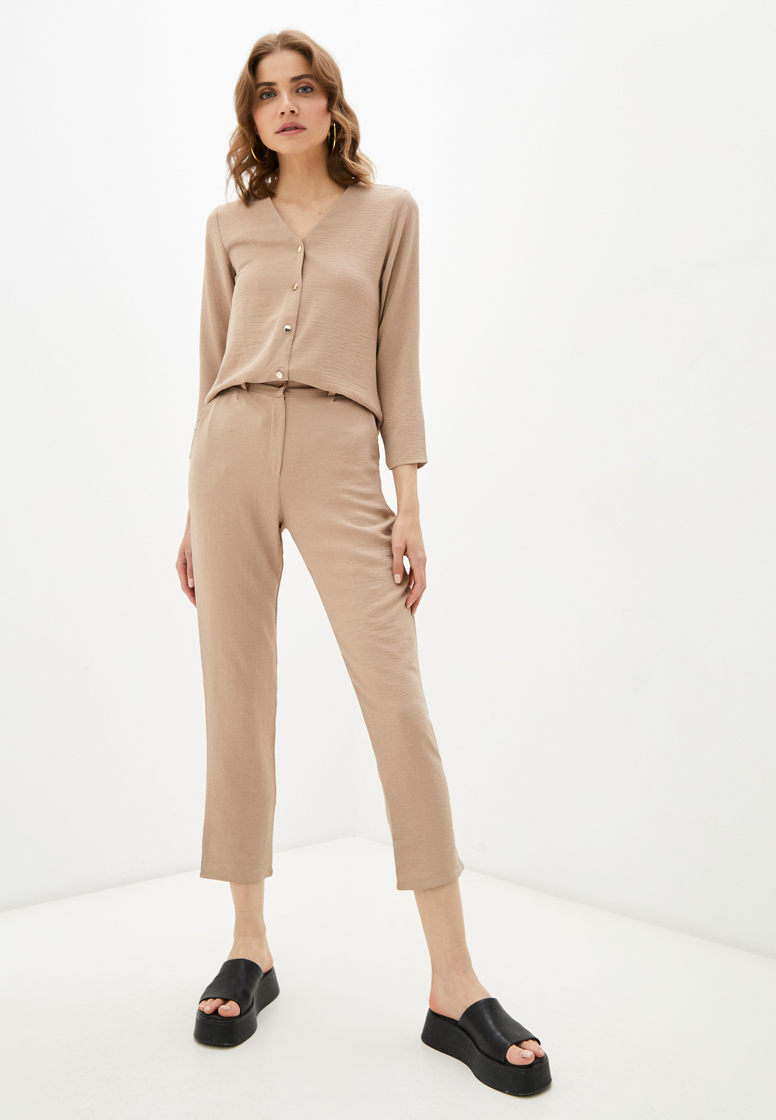 Костюм с брюками Pink Summer PS2695-3