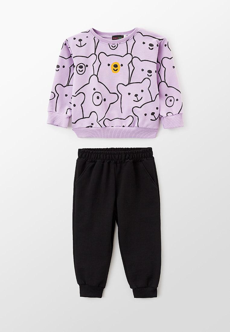 Спортивный костюм Pink Kids PK21-10-1