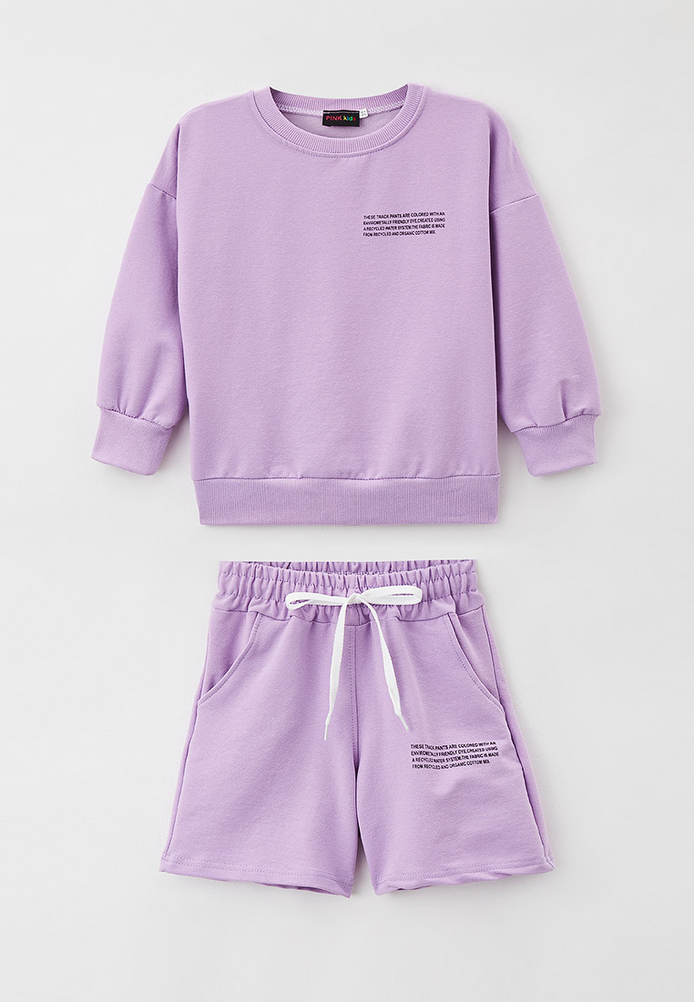 Спортивный костюм Pink Kids Костюм спортивный Pink Kids