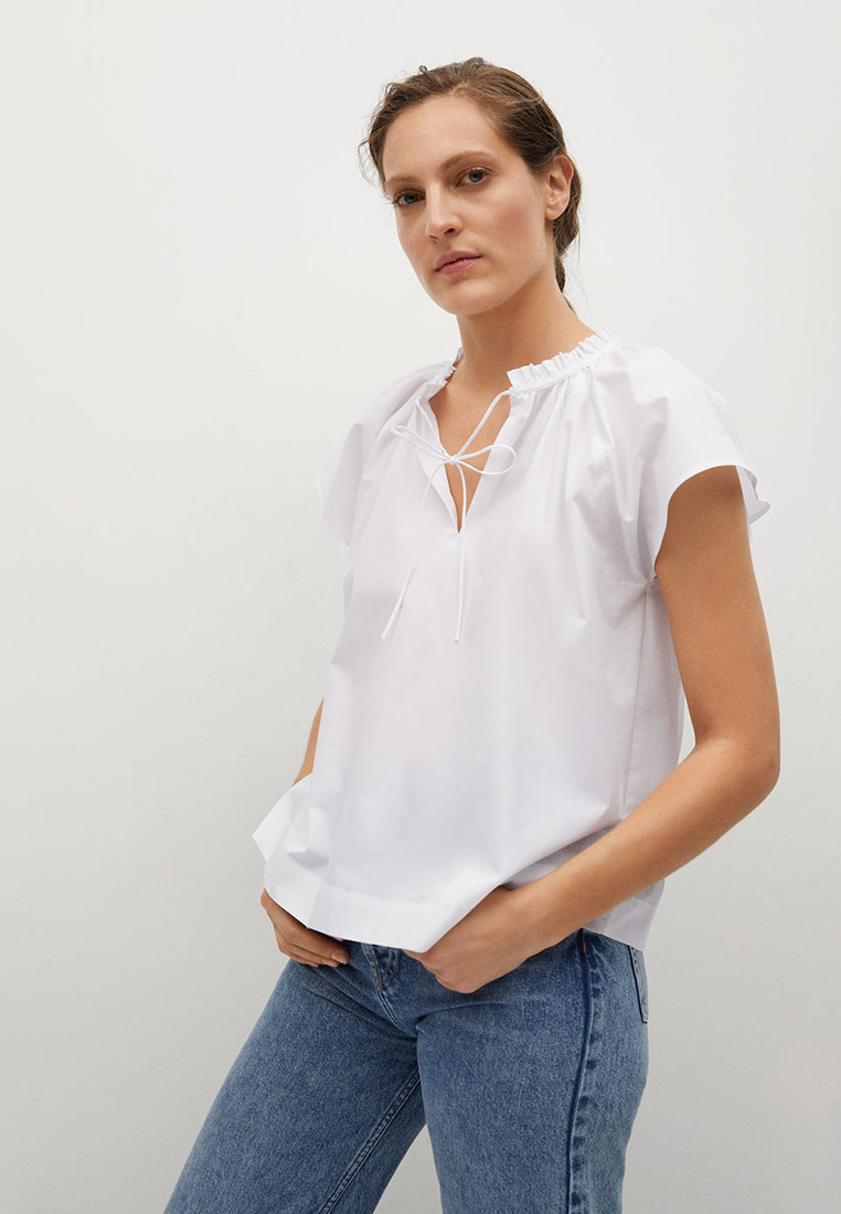 Блуза Mango (Манго) 87097155: изображение 1