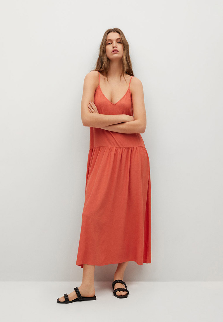 Женские платья-сарафаны Mango (Манго) 87039036