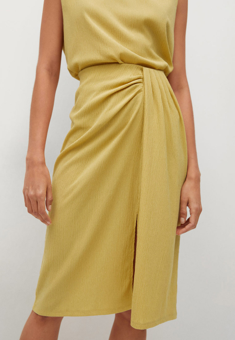Прямая юбка Mango (Манго) 87097878
